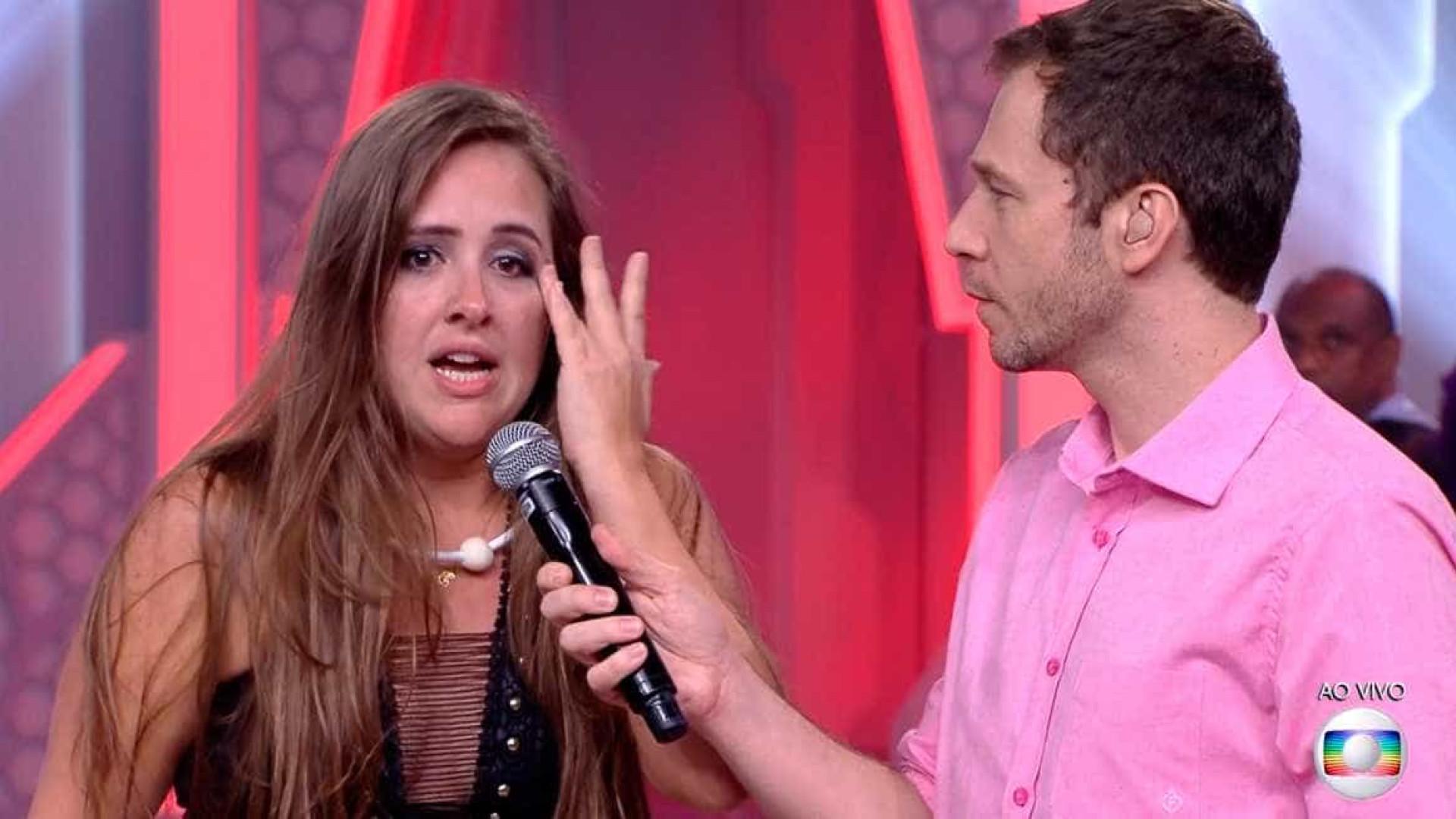 Eliminada com recorde de votos, Patrícia rebate críticas: 'Não julguem'