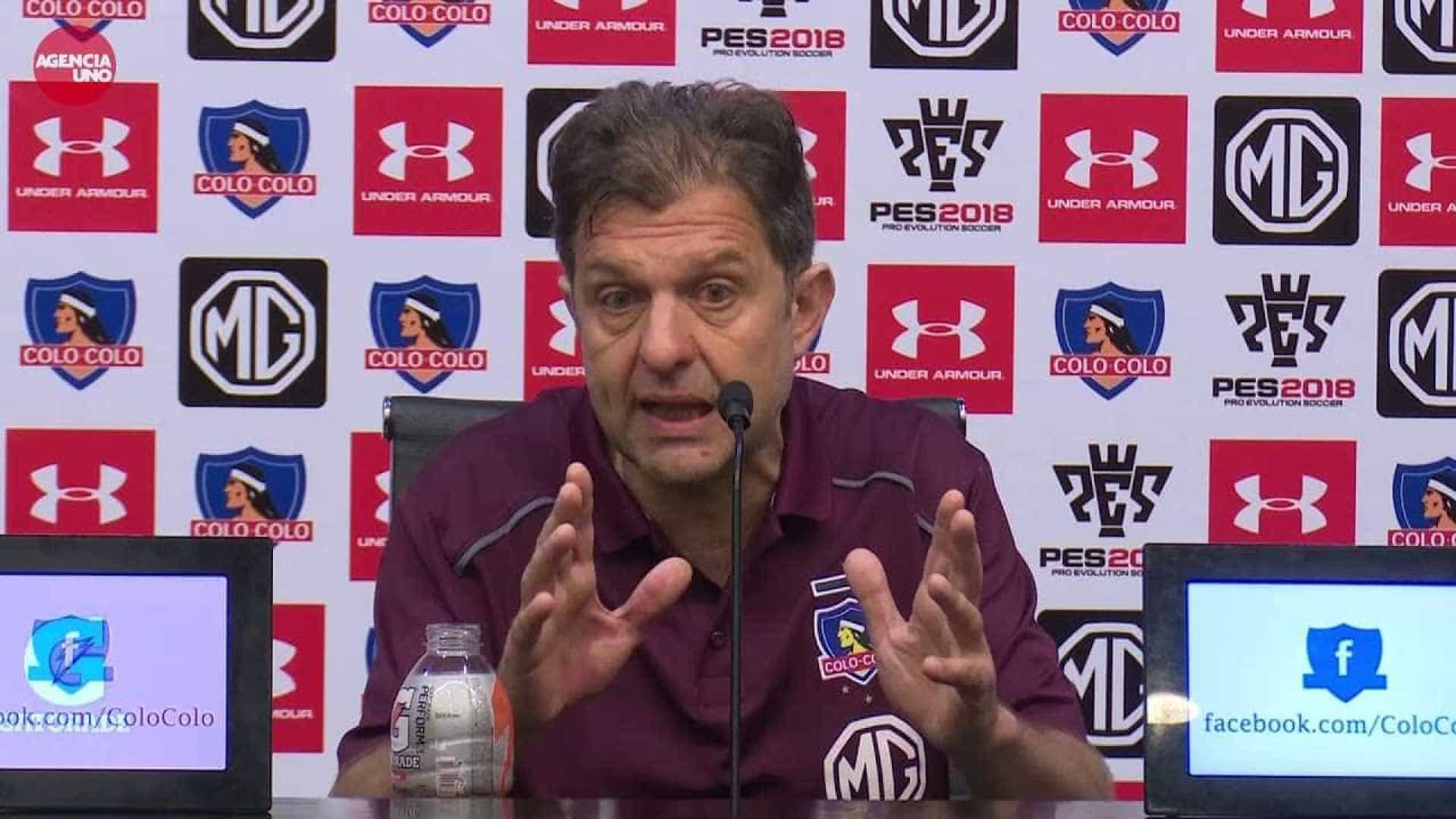 Presidente do Colo-Colo é preso após brigar com governador no Chile