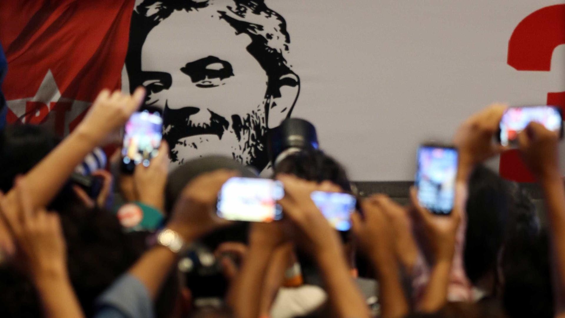 PT é o partido preferido dos brasileiros, diz pesquisa CNI/Ibope