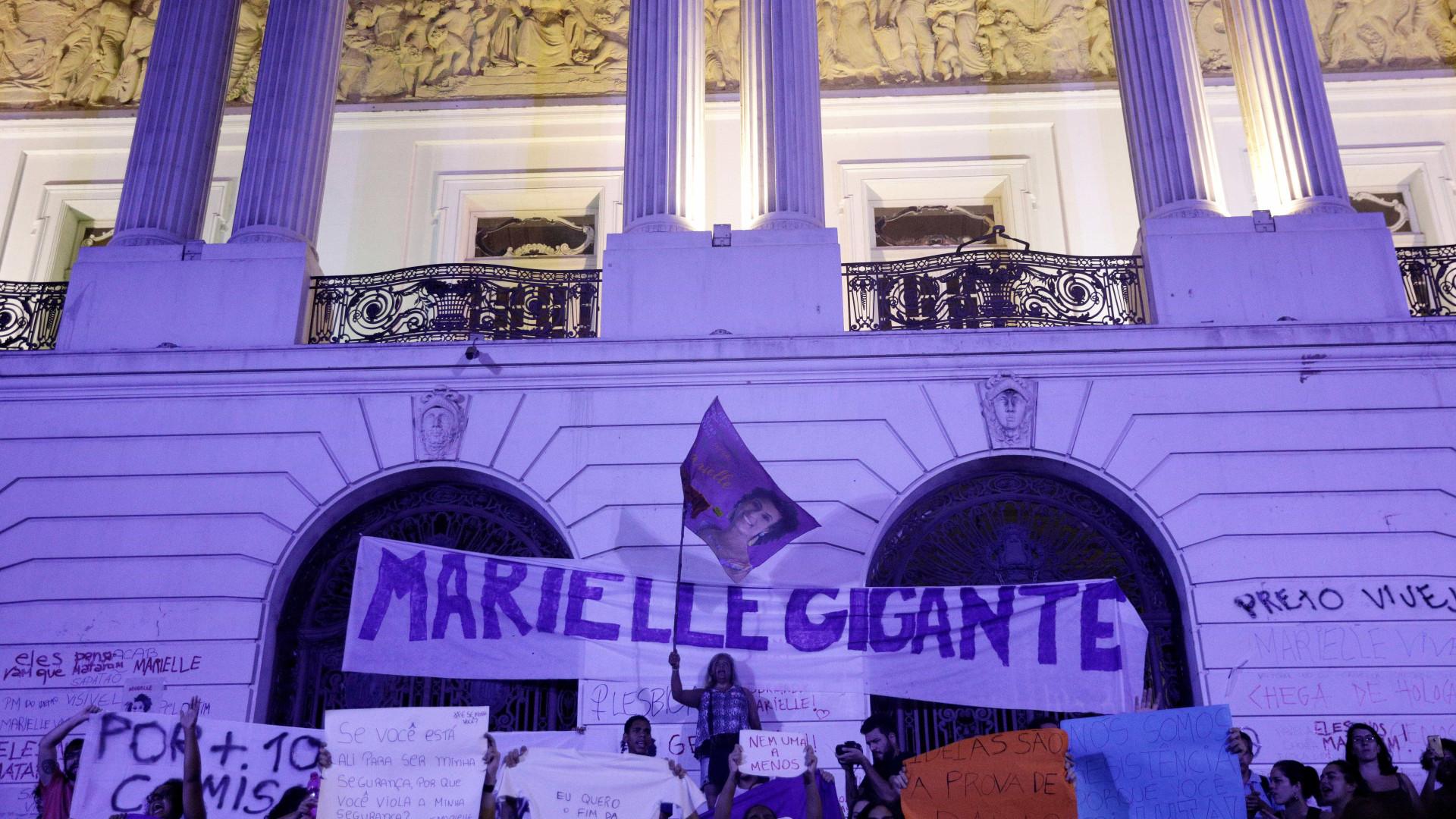 Morte de Marielle Franco gera onda de luto e indignação no país
