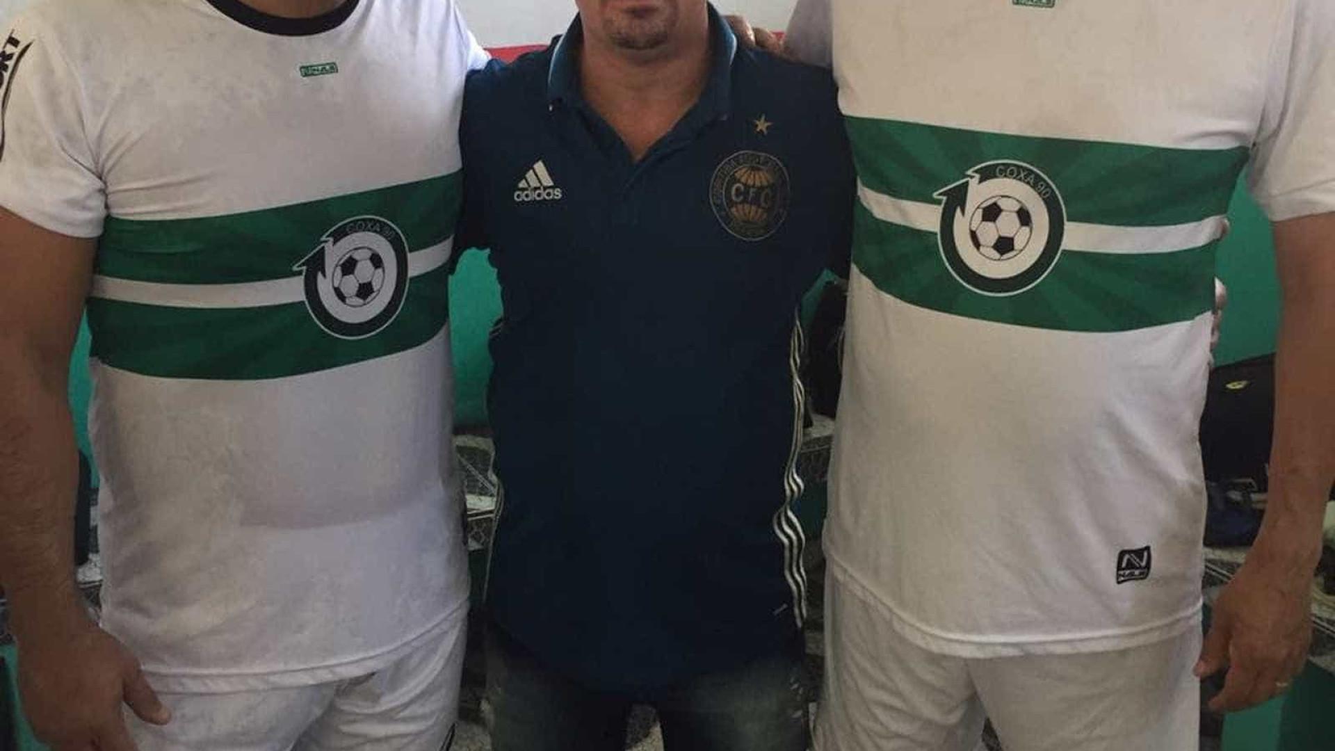 Ex-jogador do Coritiba sofre infarto e morre durante jogo festivo
