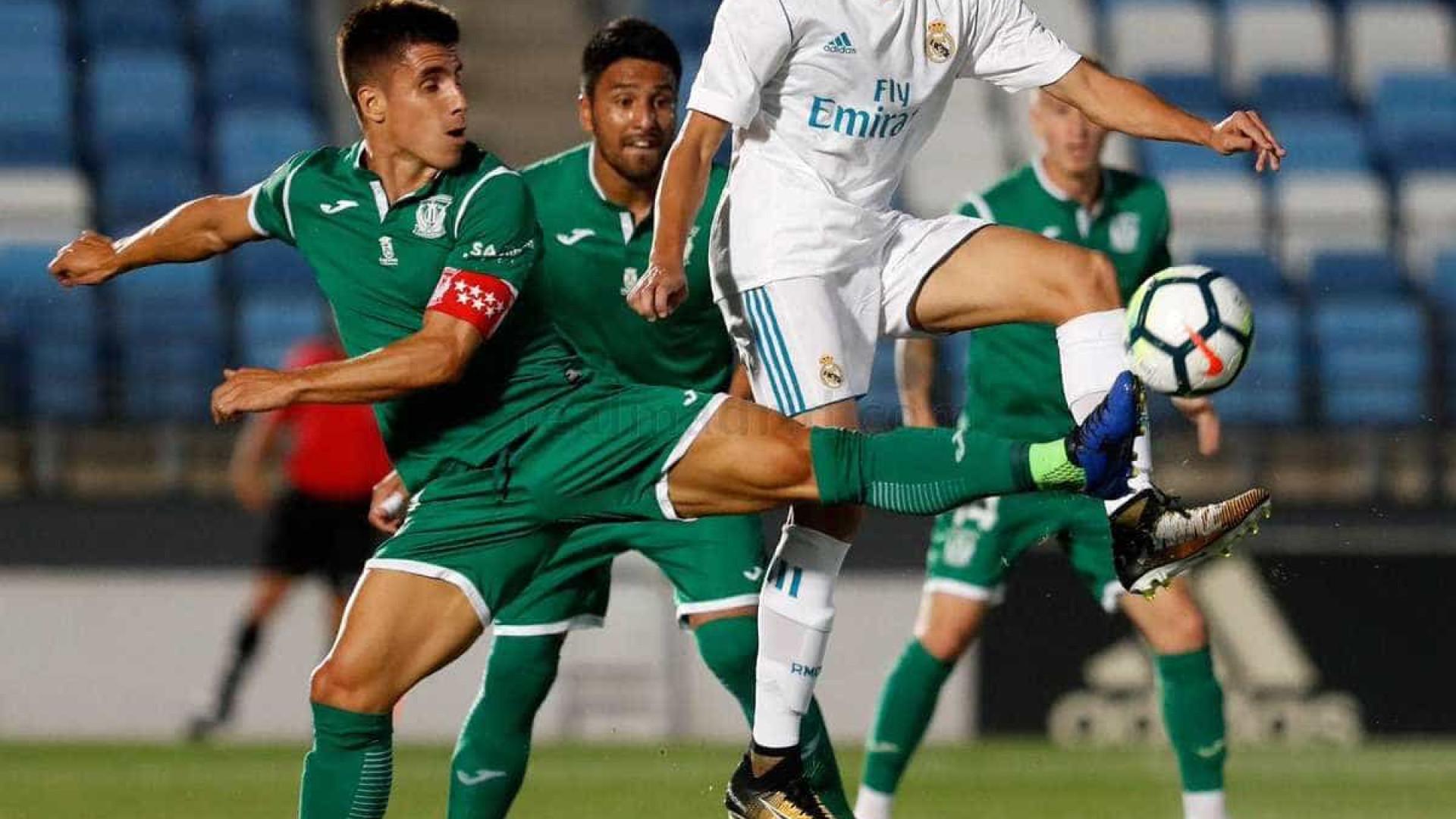 Joia do Real Madrid comemora chance na seleção brasileira
