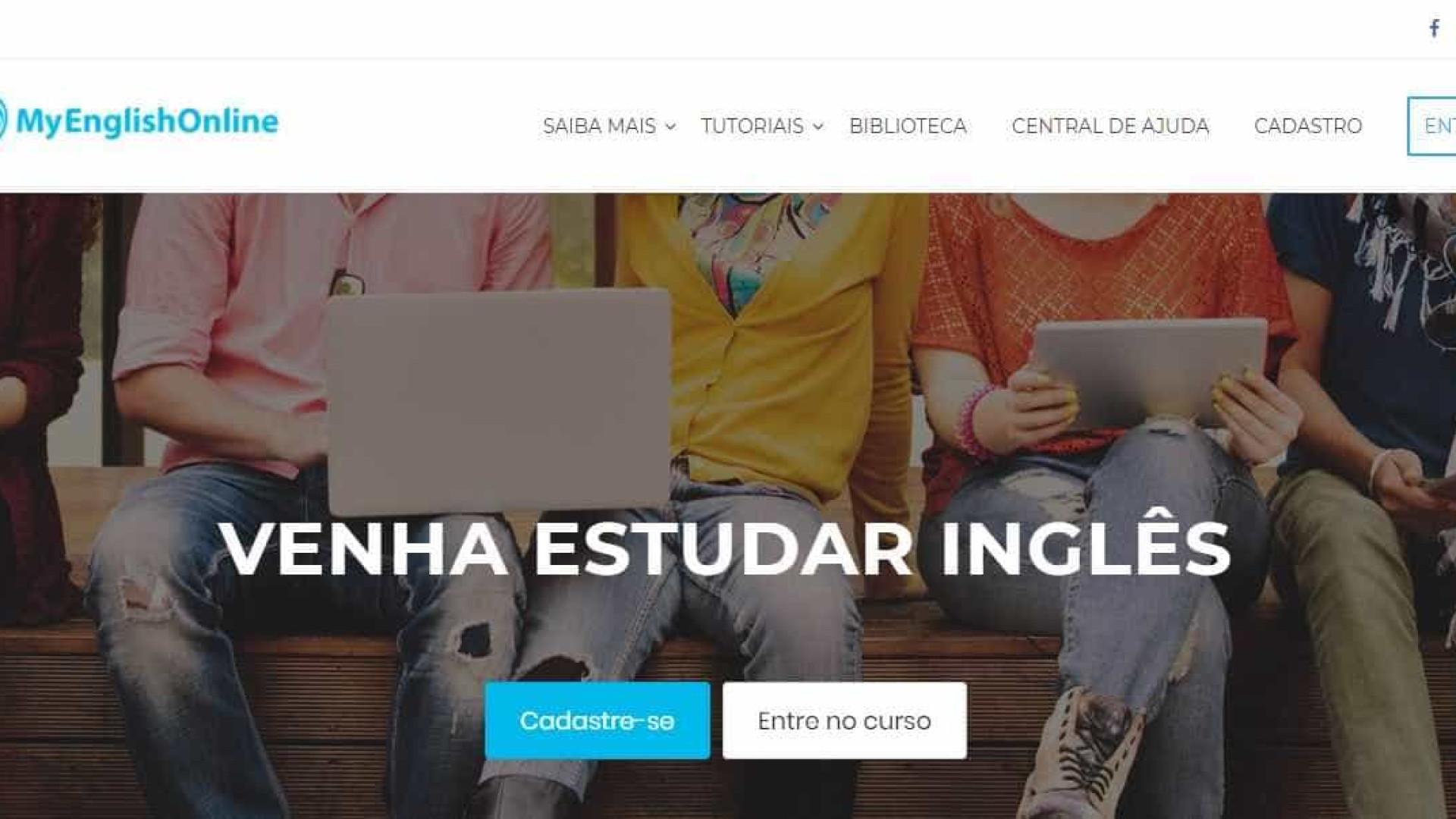 Site ensina inglês de graça para estudantes brasileiros