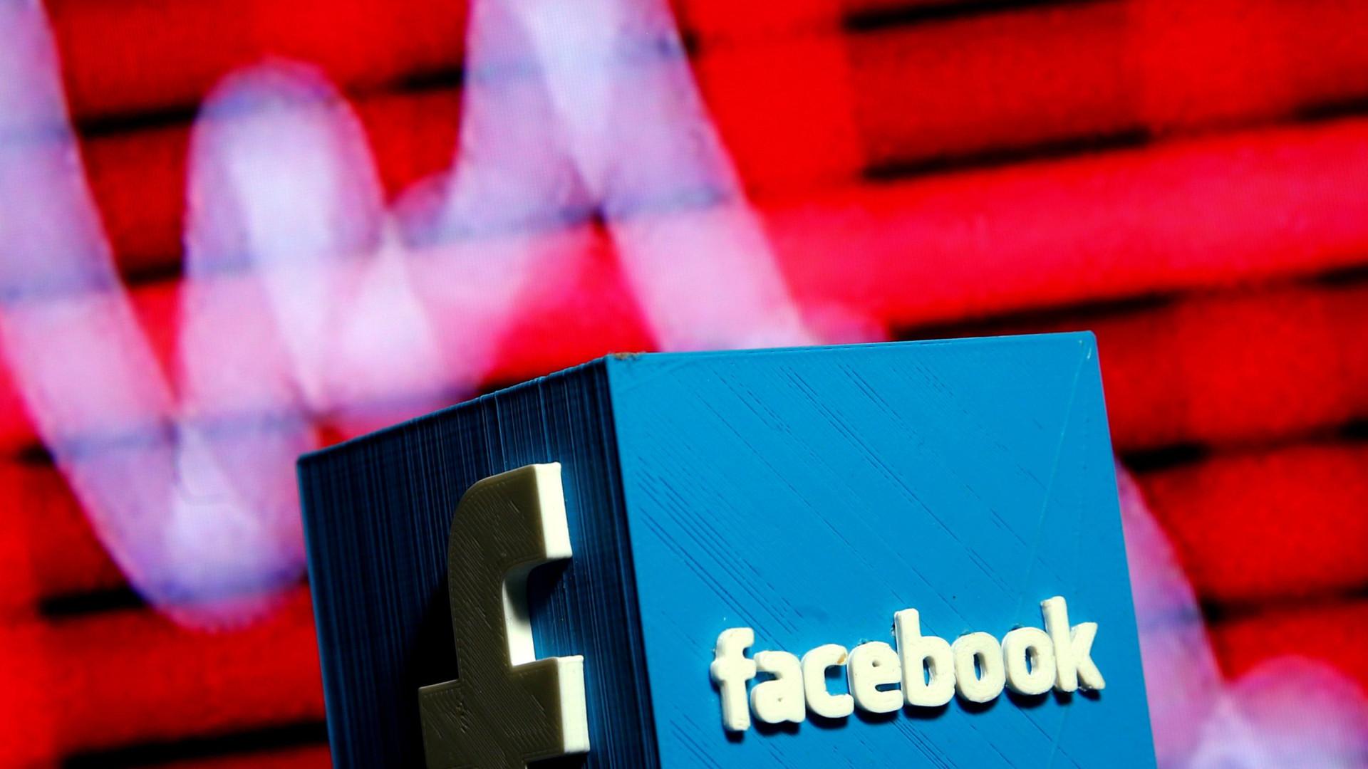 Facebook. Mensagens privadas de 81 mil contas são colocadas à venda
