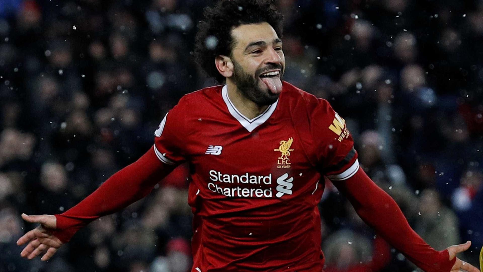 Liverpool pagará R$ 1 milhão por semana a atacante