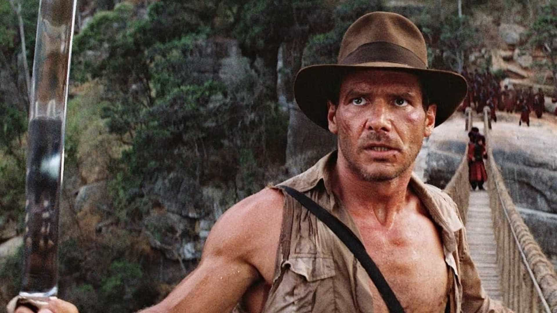 'Indiana Jones 5' volta a ser adiado