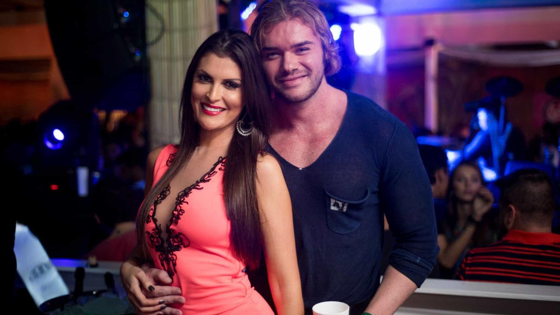 Namorada de Thor Batista comenta ciúmes: 'Ele sabe que tenho dono'