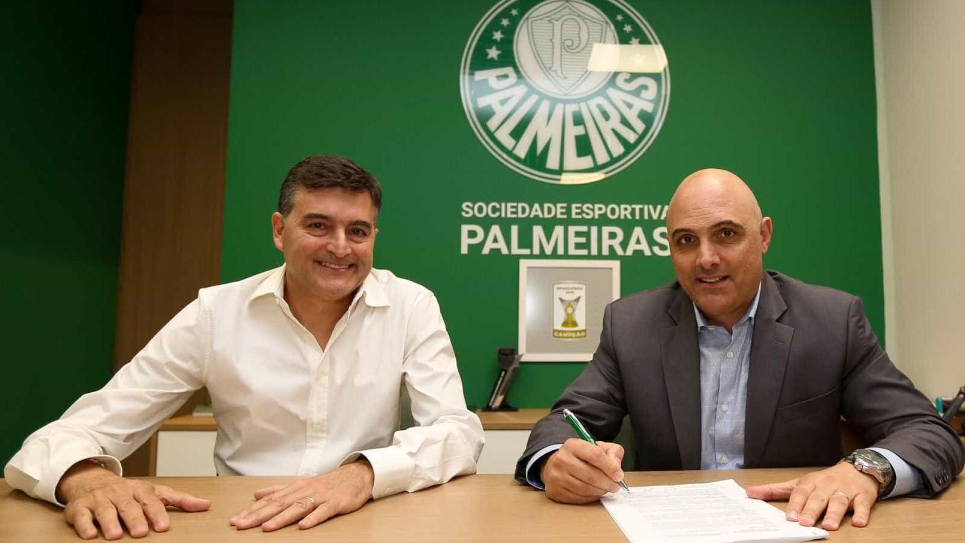 Oficial: Palmeiras acerta com a Puma