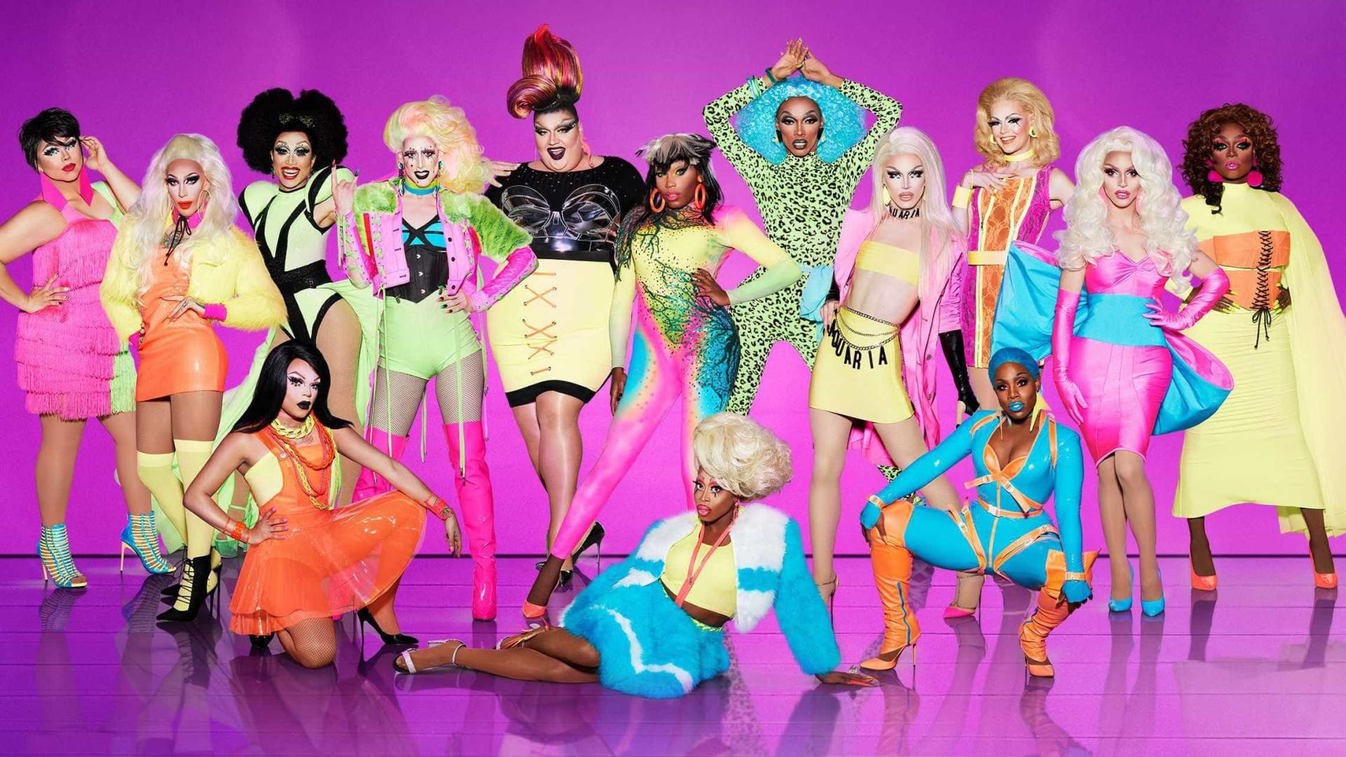 Conheça as novas queens da 10º temporada de RuPaul's Drag Race