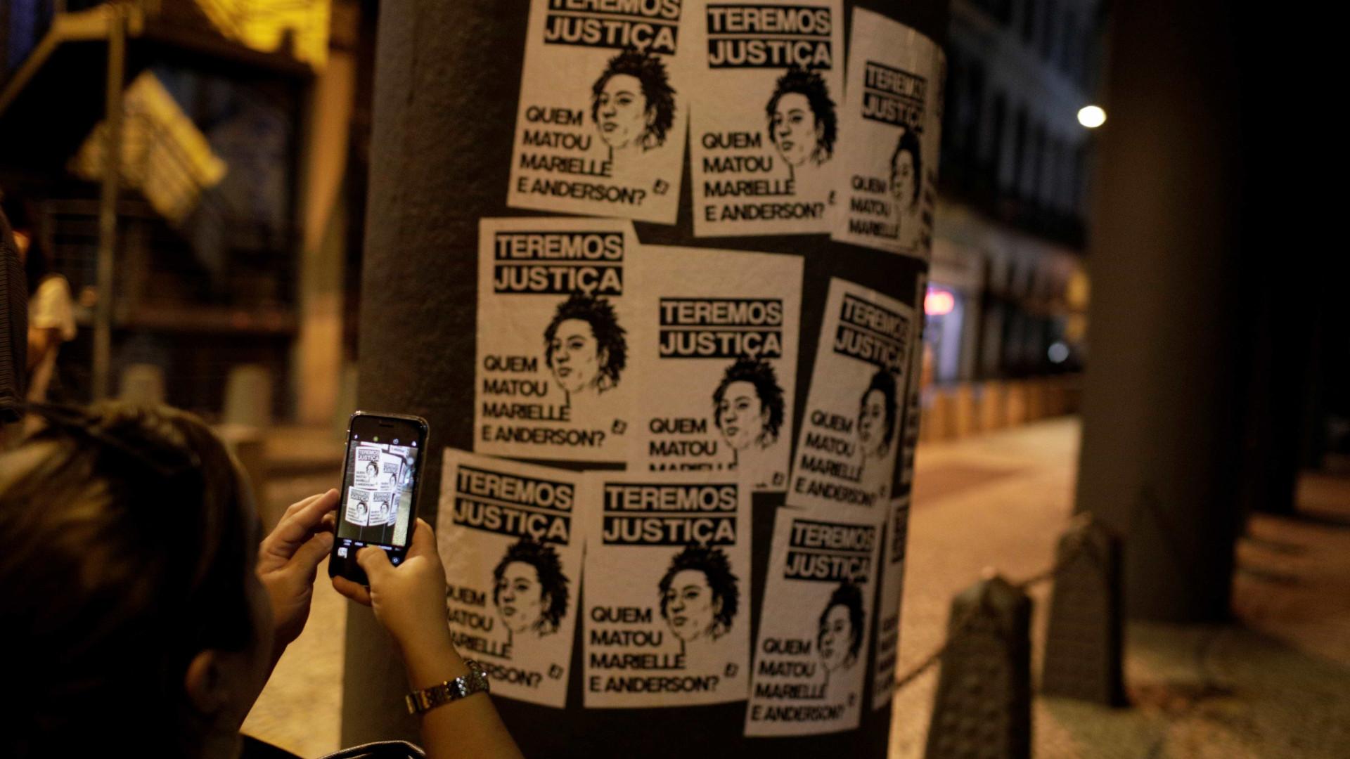 Polícia vai investigar quem divulgou vídeos com ofensas a Marielle
