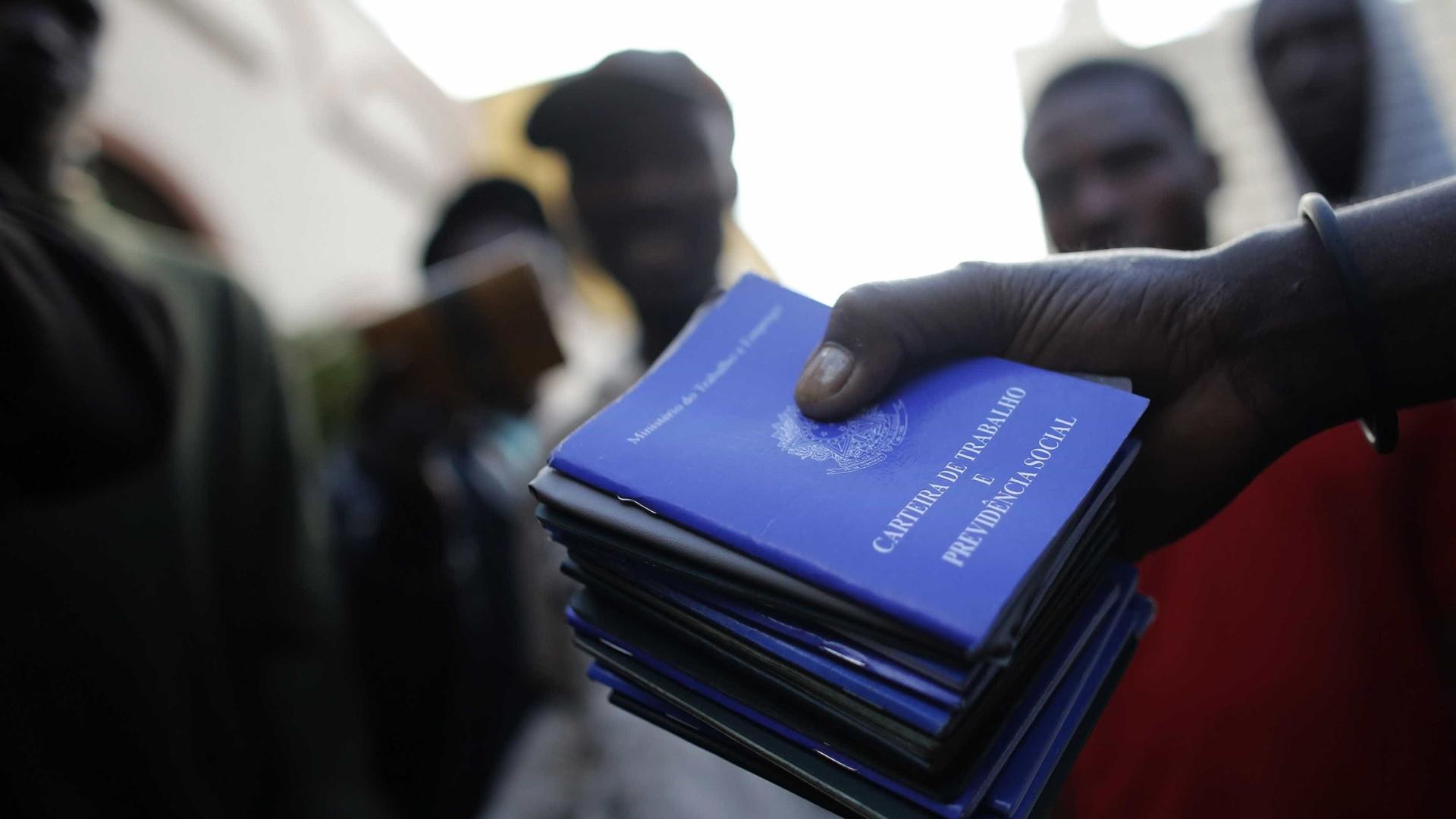 País deixa de criar 80% das vagas previstas