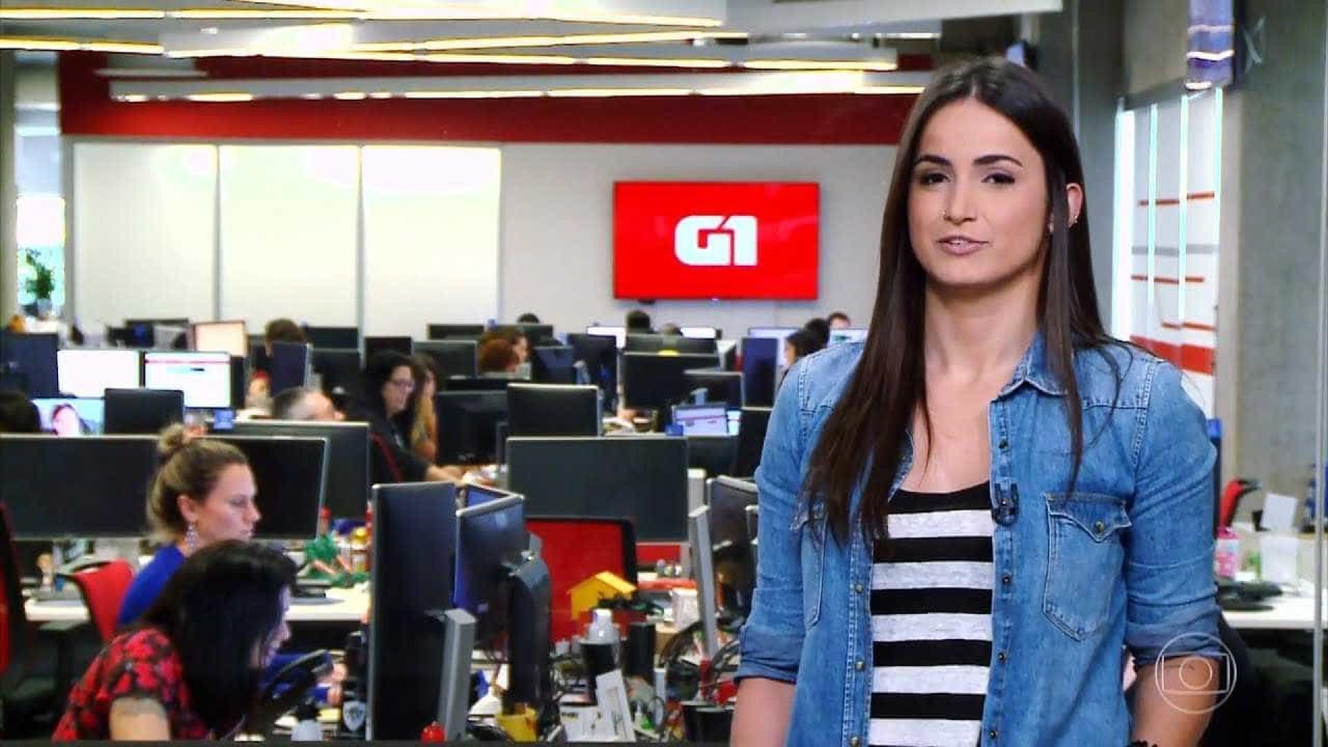 Mari Palma se emociona ao falar com Fátima sobre mudança na carreira