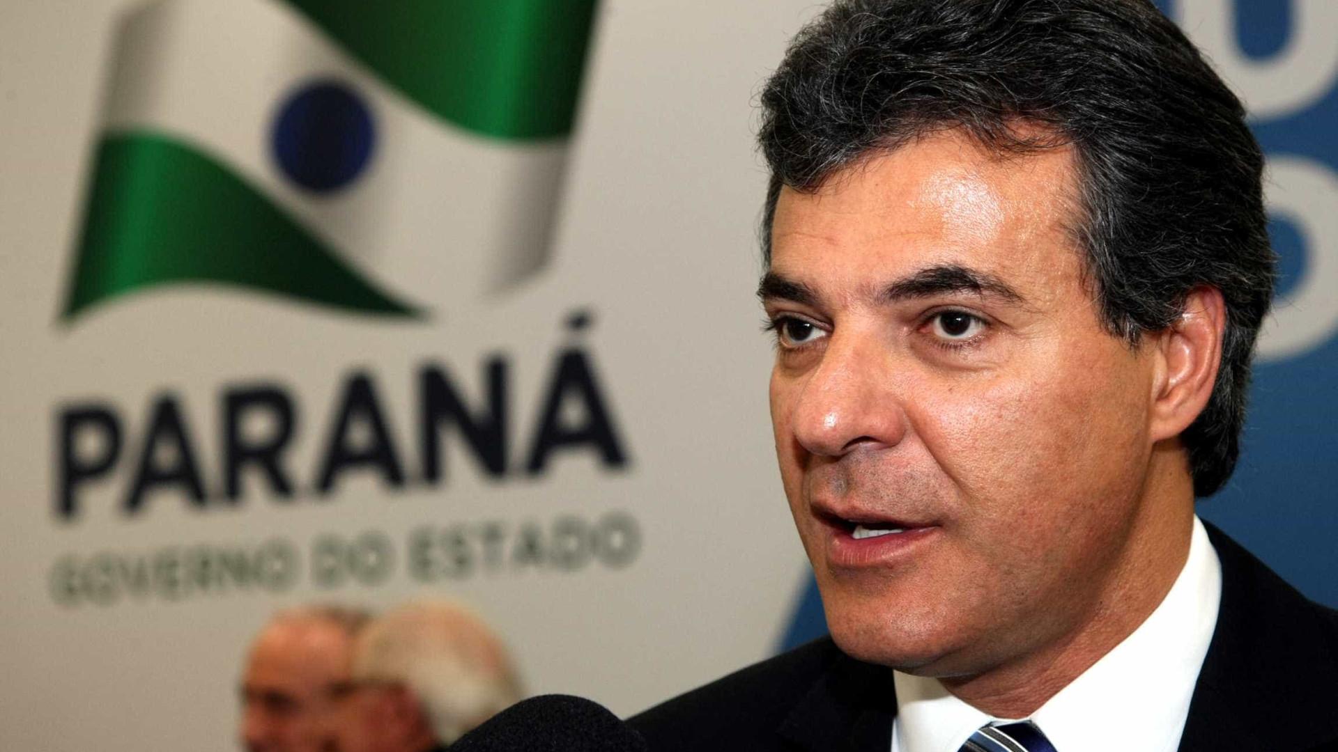 STJ encaminha caso de Beto Richa para a Justiça Federal do Paraná
