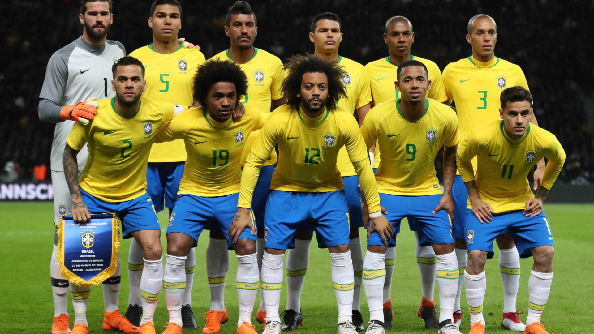 Tite vibra por ver a Seleção Brasileira forte mesmo sem Neymar