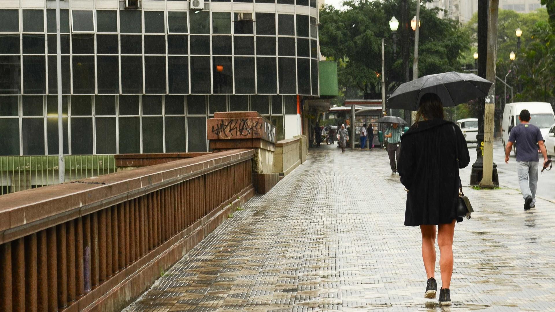 São Paulo deve seguir com frio e sem chuva nesta quarta
