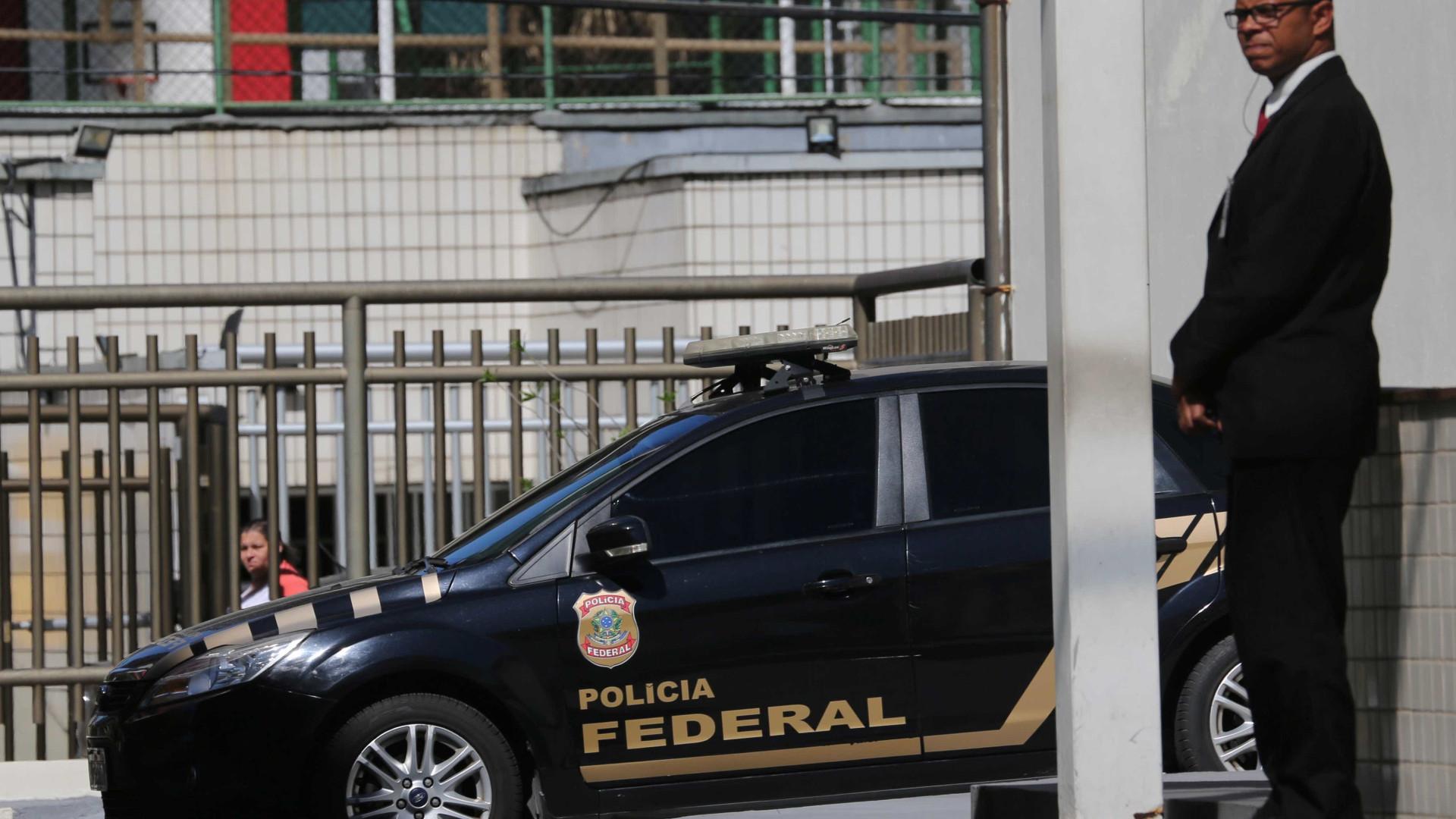 PF cumpre dez mandados de prisão contra deputados estaduais do RJ
