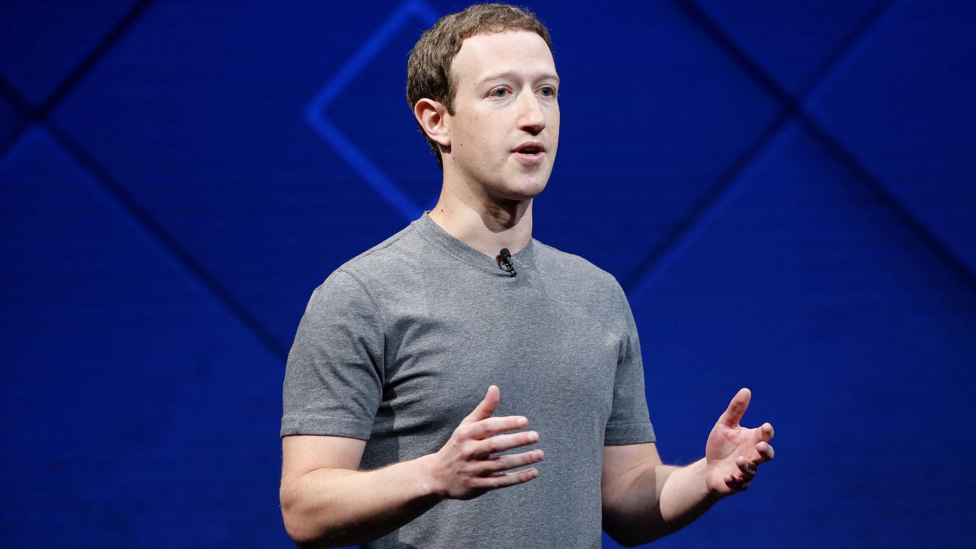 Zuckerberg quer impedir interferência nas eleições do Brasil