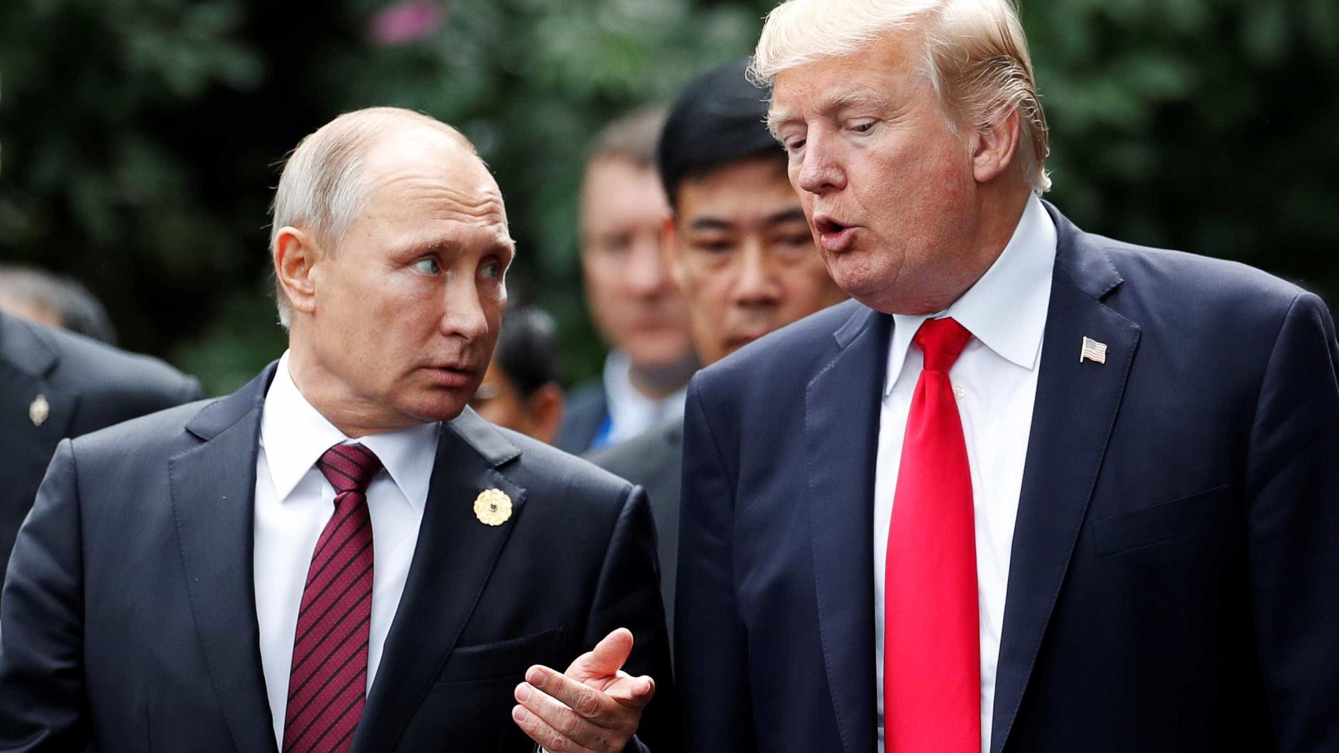Trump ordena ao Pentágono que prepare saída de tropas da Síria