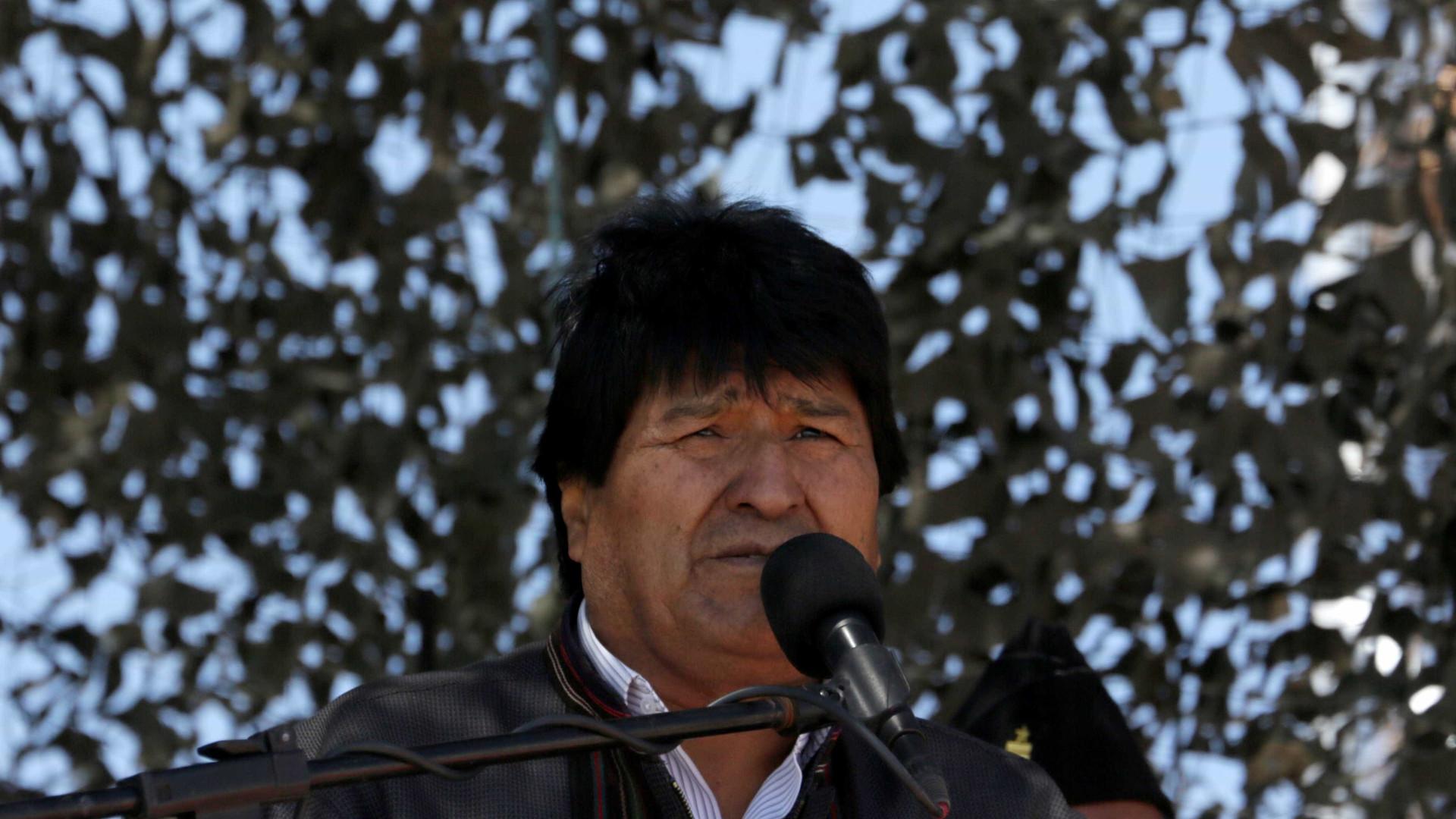 Evo Morales anuncia investigação sobre a Odebrecht na Bolívia