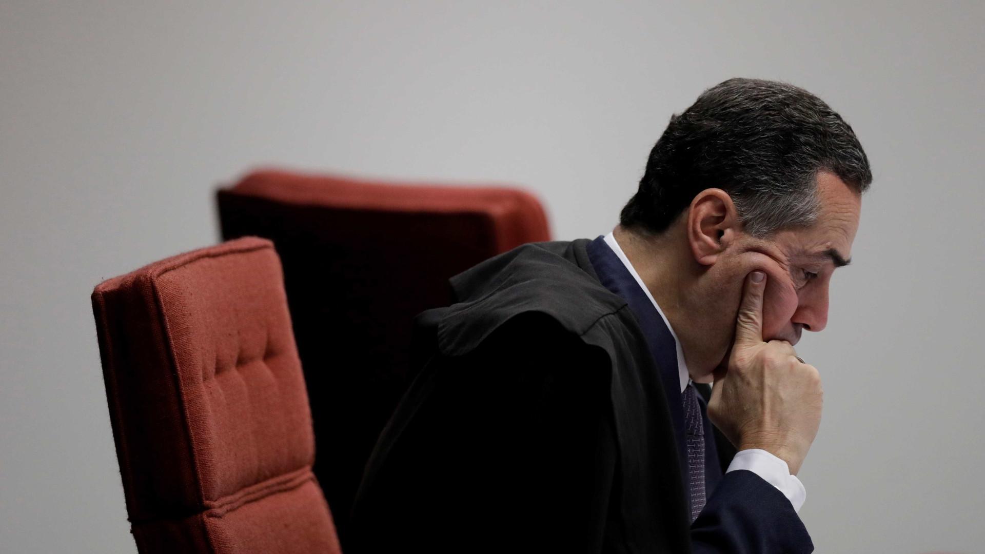 Corrupção sistêmica era modo de fazer política no Brasil, diz Barroso