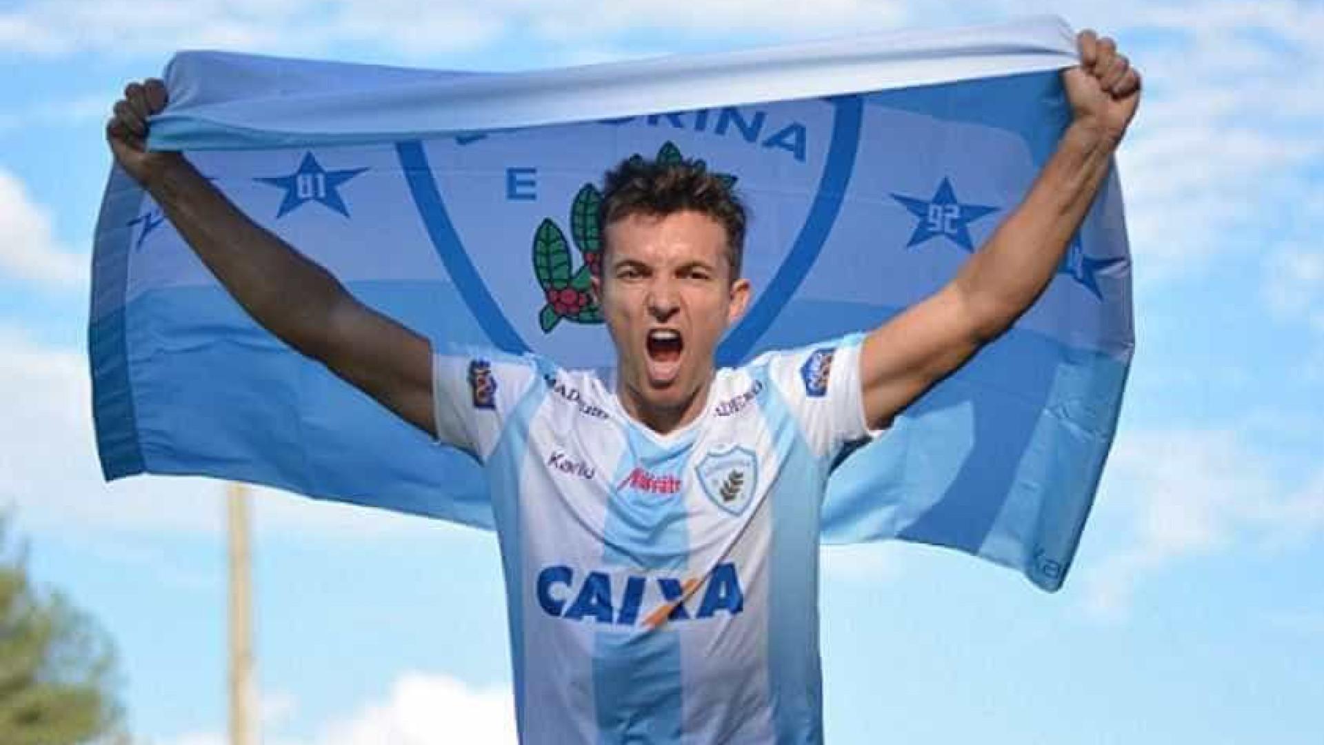 Ex-São Paulo e Cruzeiro, Dagoberto é anunciado pelo Londrina — Série B