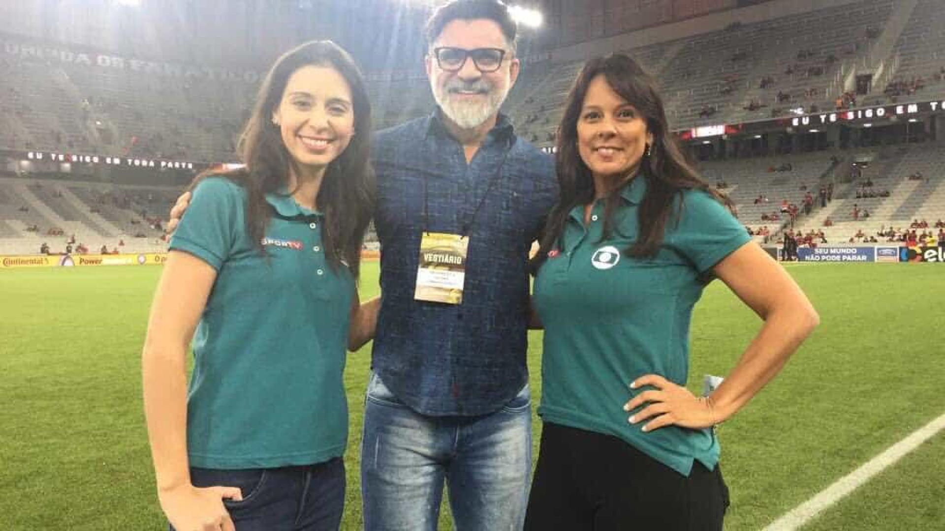 Jogo entre Atlético-PR e São Paulo terá transmissão histórica da Globo