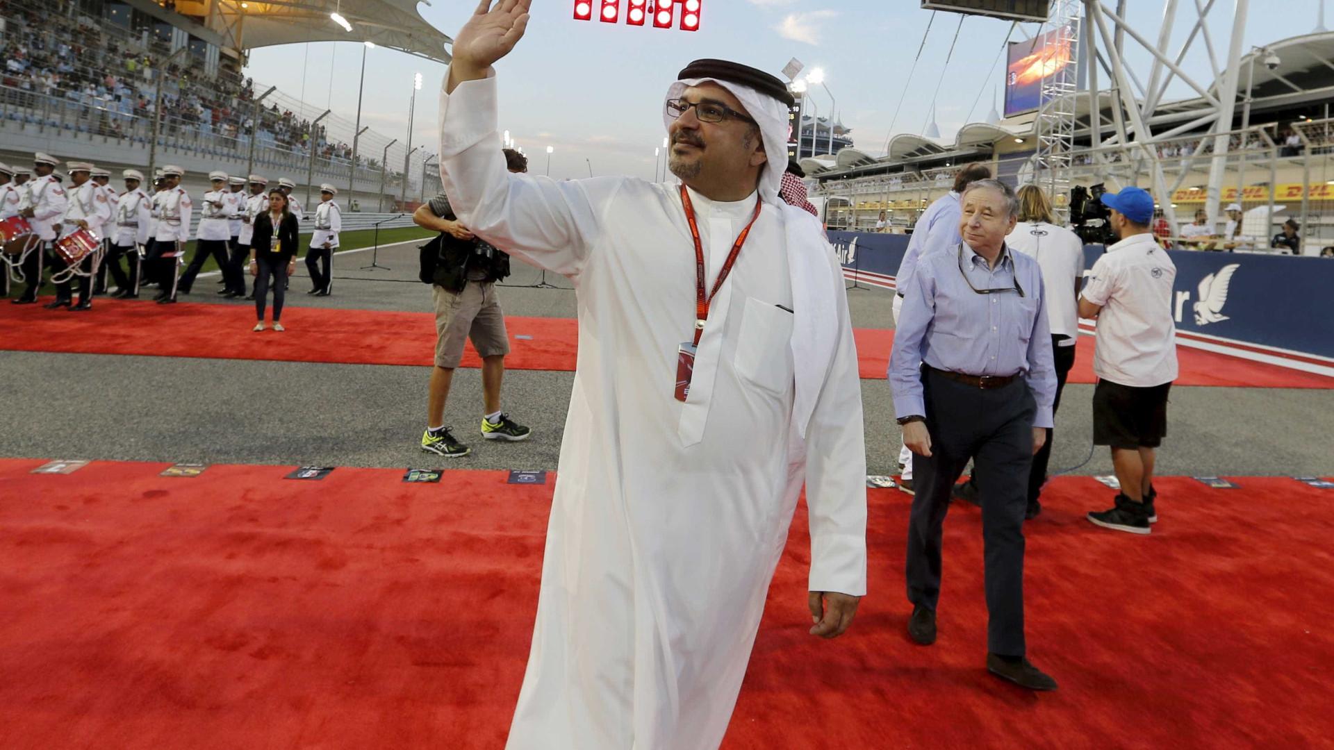 Vettel garante a largada no Grande Prêmio do Bahrain