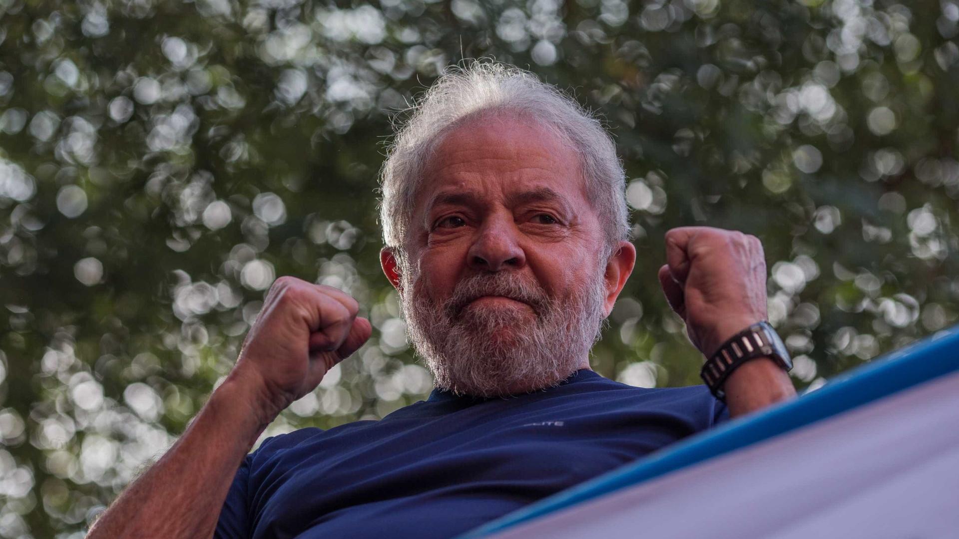Juíza pede à PF que analise ainda hoje viabilidade de Lula ir a enterro