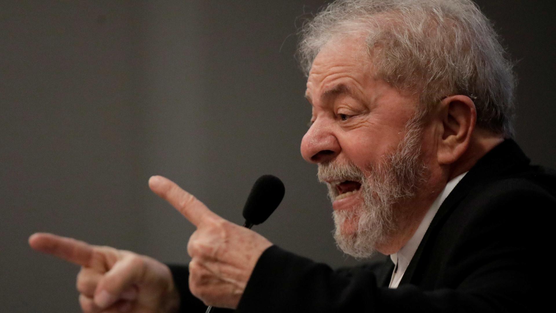 Lula diz em depoimento que prisão dele era um 'prêmio', segundo defesa
