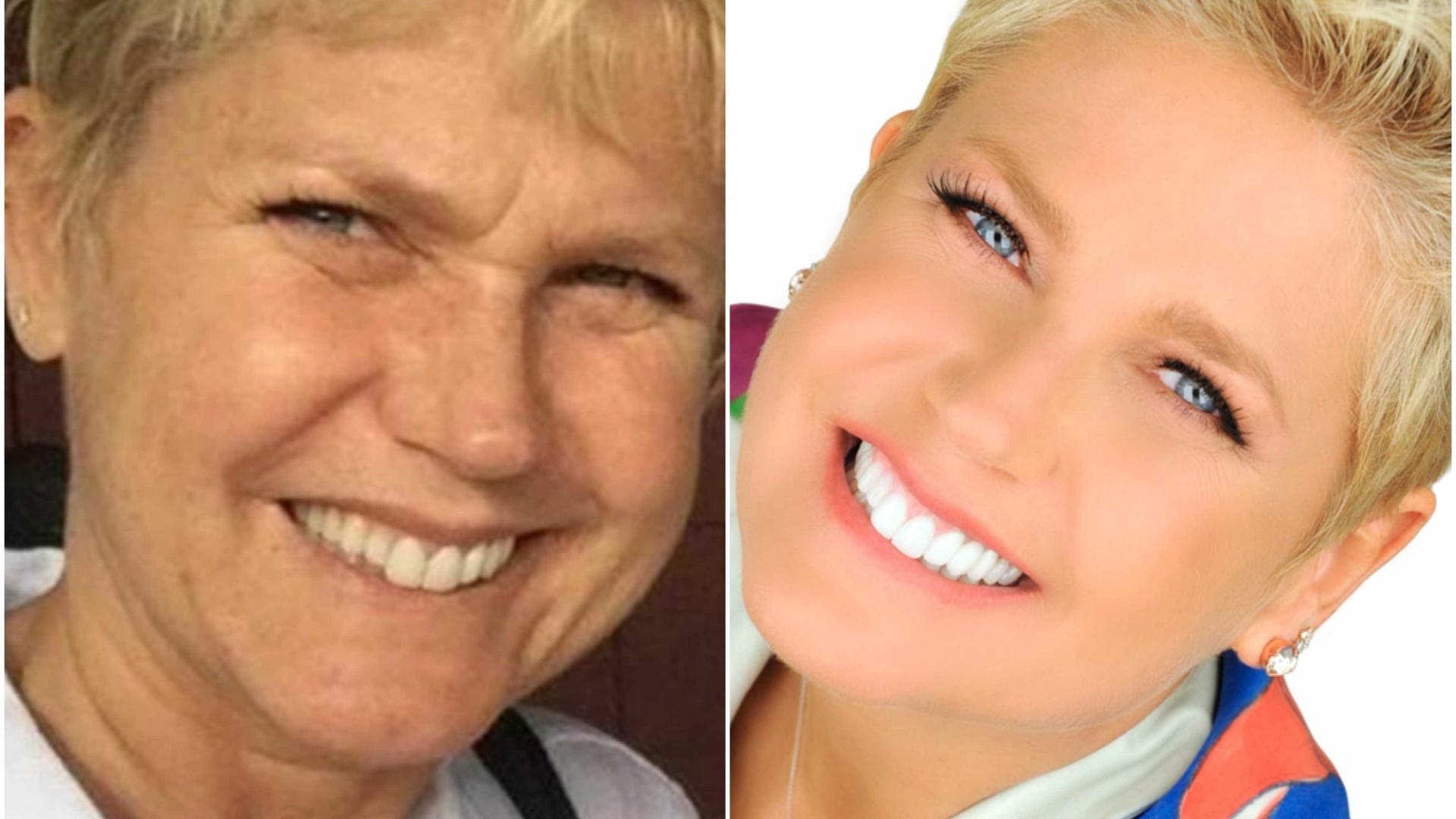 Veja 13 apresentadoras brasileiras com e sem maquiagem