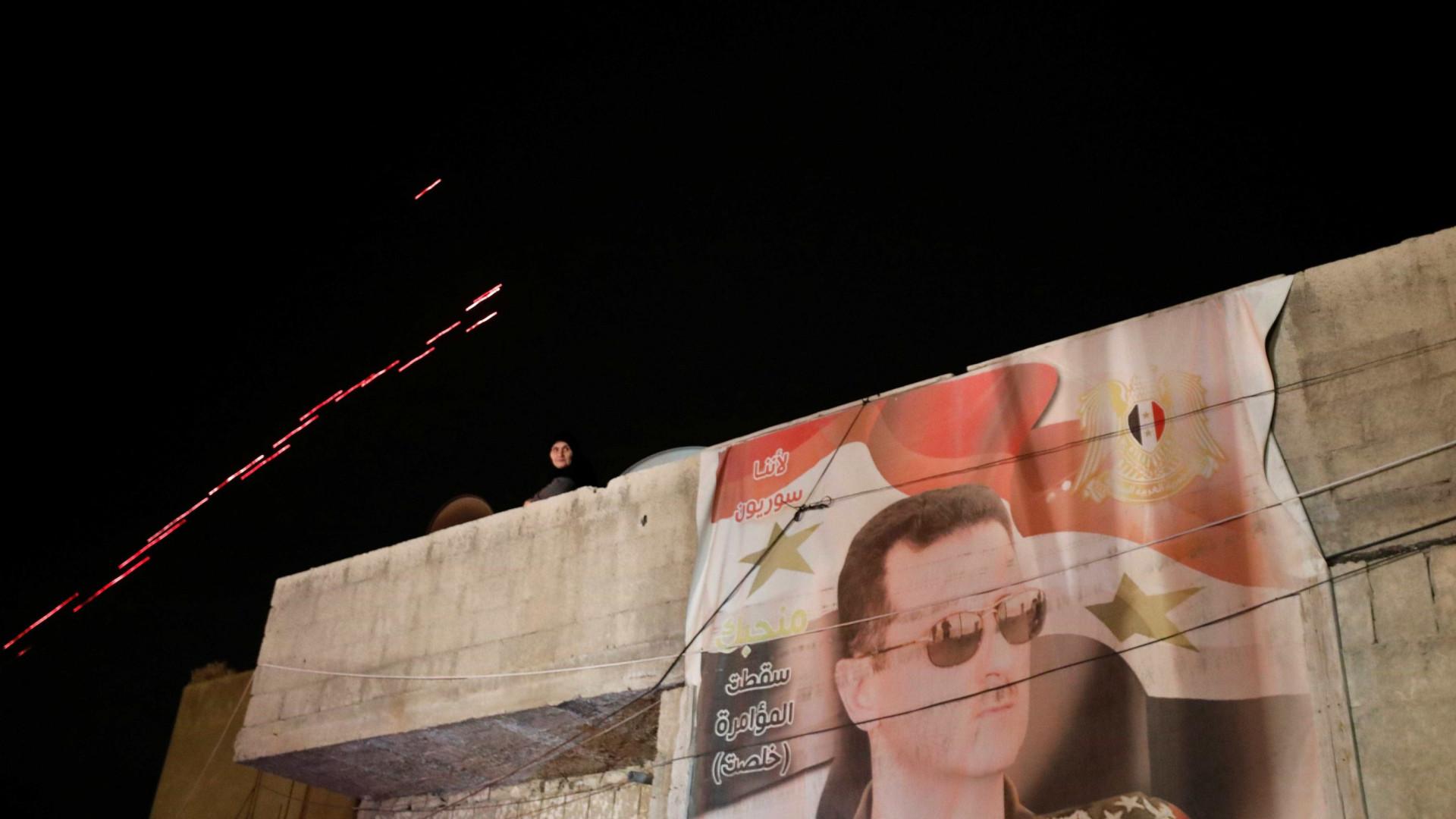 Síria em alerta ante a iminente ataque militar de Washington