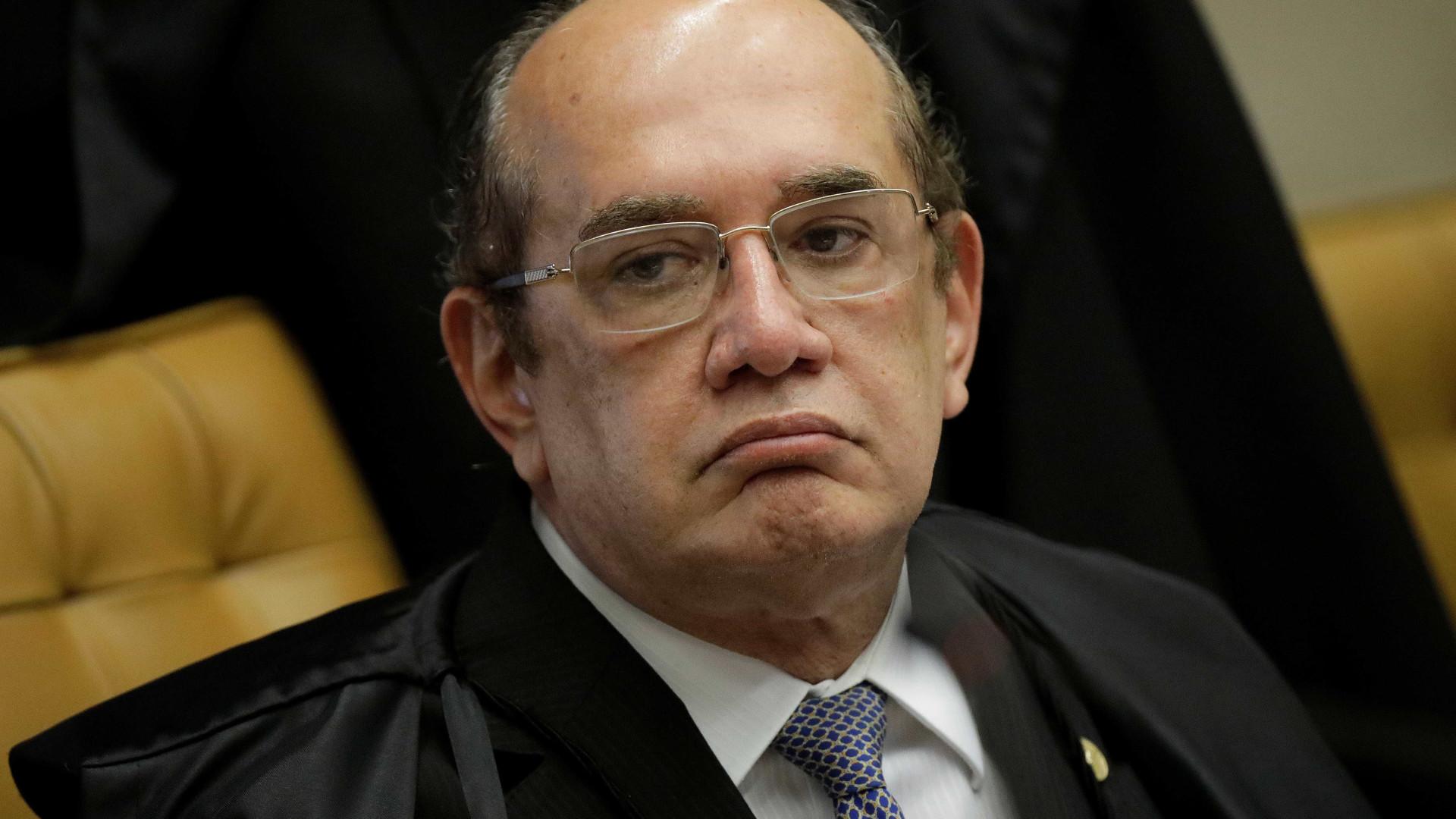 Gilmar Mendes solta doleiro preso em operação no Rio