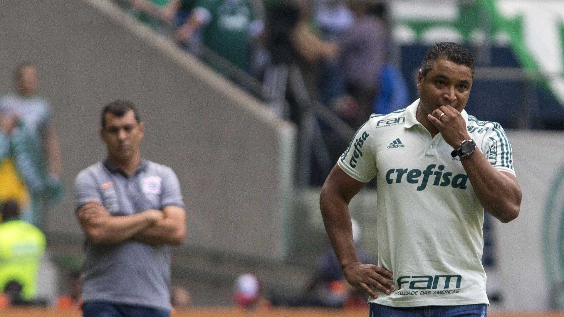 Palmeiras divulga vídeo para comprovar interferência externa em final