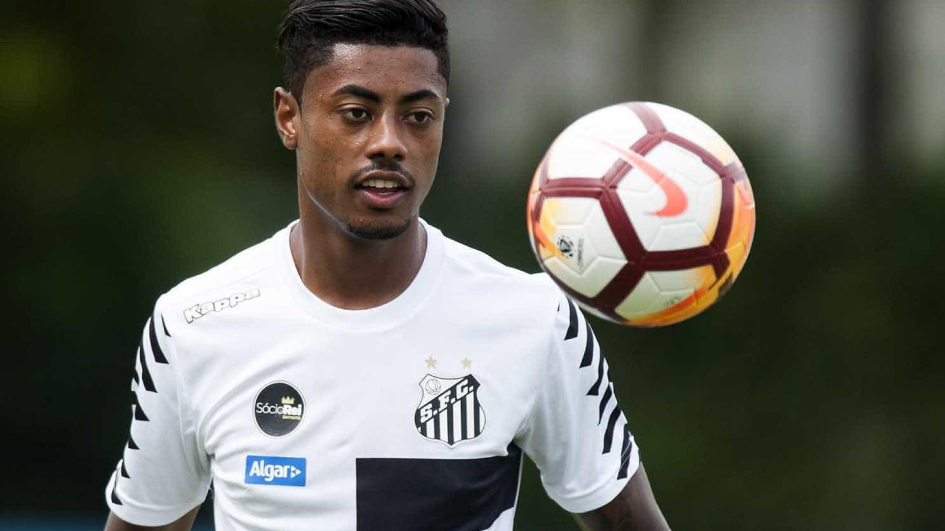 Com volta de Bruno Henrique após três meses, Santos visita o Bahia