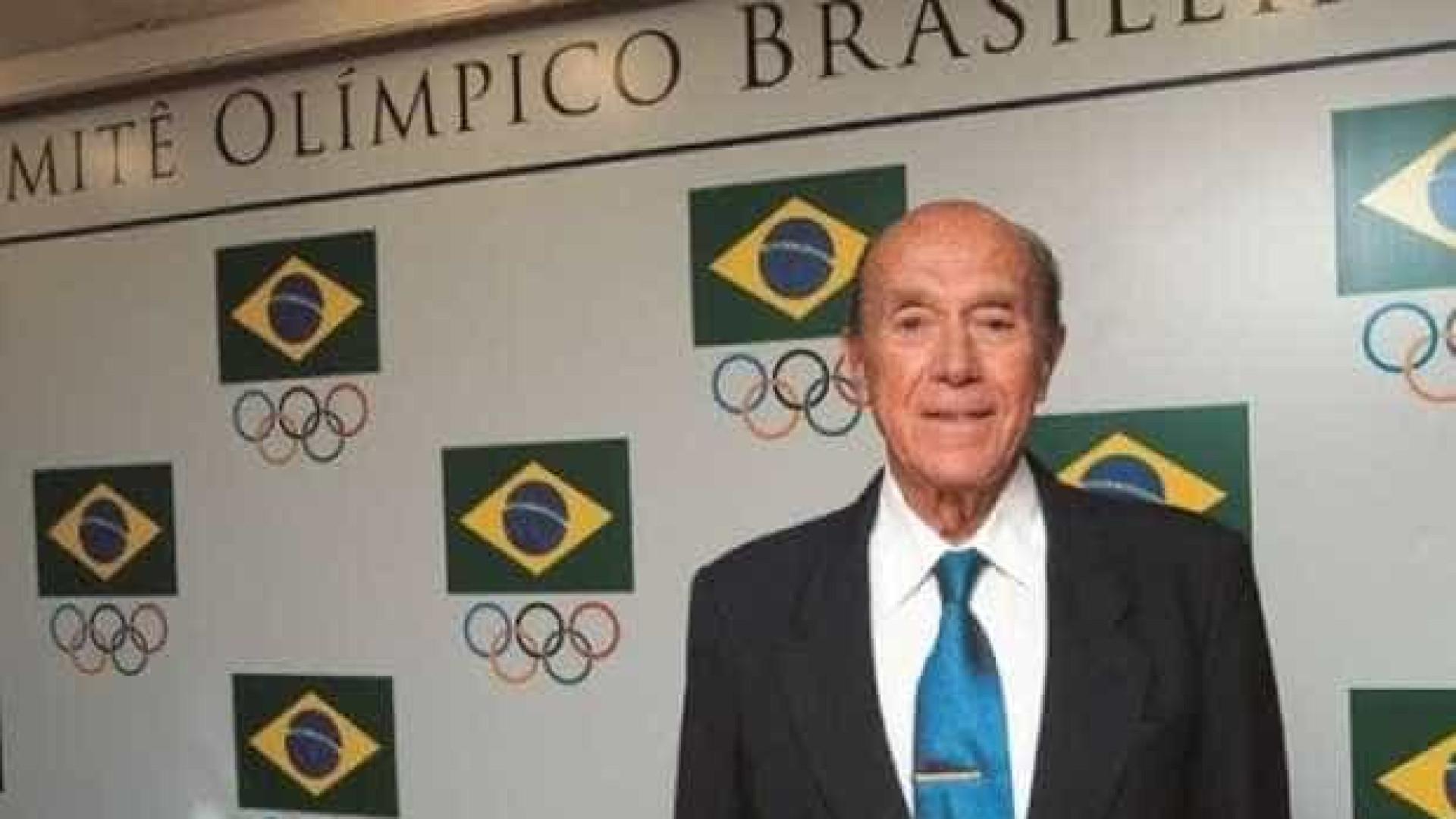 Morre ex-dirigente do Comitê Olímpico Brasileiro
