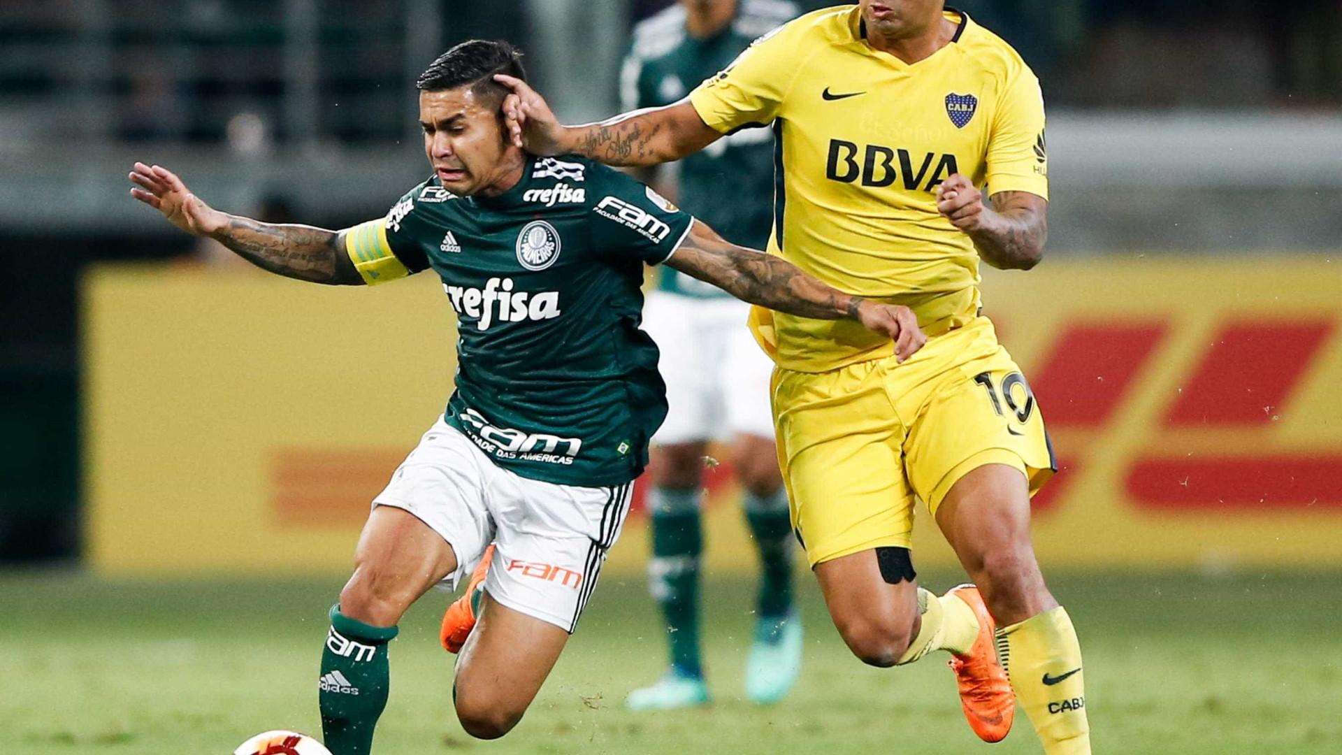 Boca cala o Palmeiras, Galo perde e muito mais; os resultados da quarta