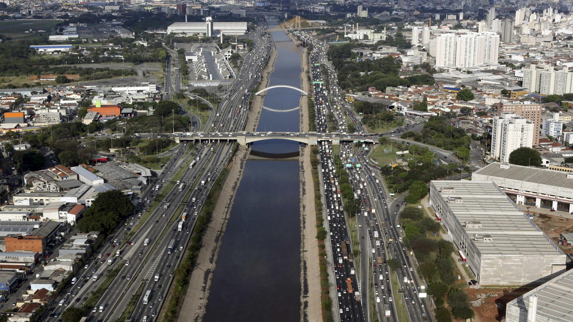 Mortes no trânsito em São Paulo caem 7%