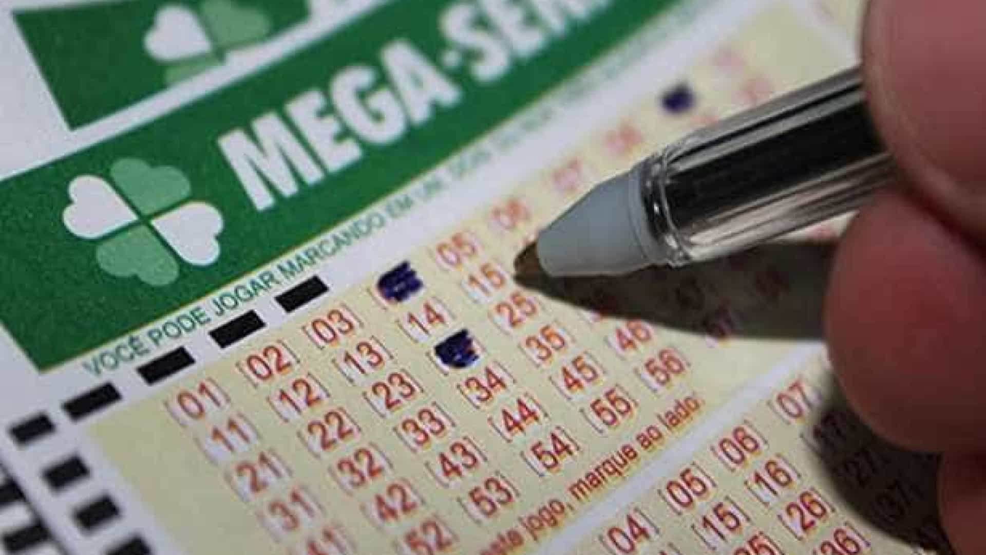 Mega-Sena pode pagar R$ 6 milhões nesta terça-feira
