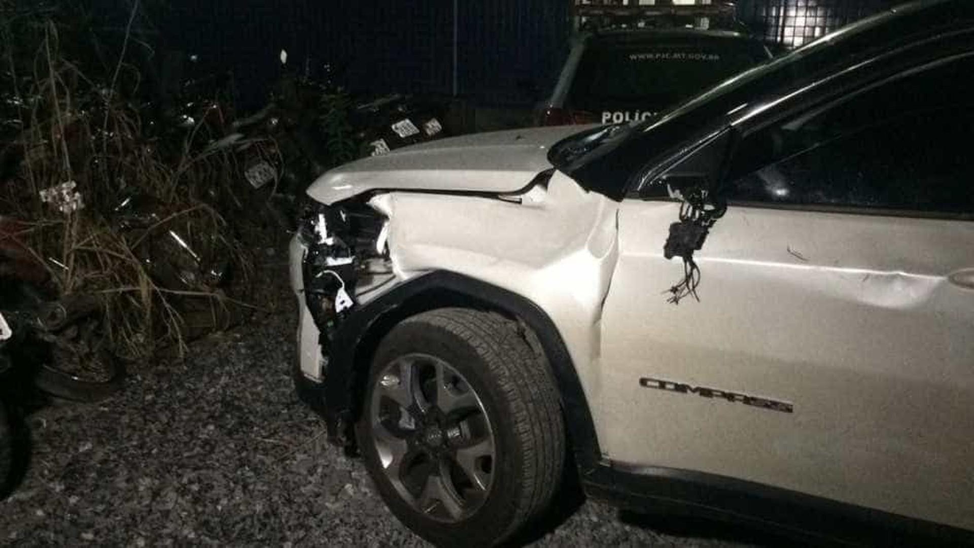 Médica que atropelou vendedor ambulante e fugiu é detida em Cuiabá