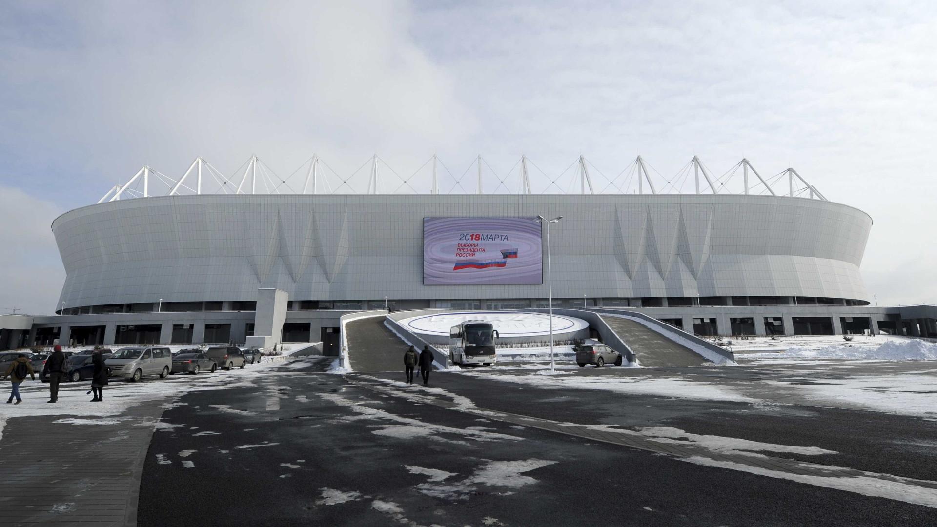 Estádio da estreia do Brasil na Copa do Mundo é inaugurado