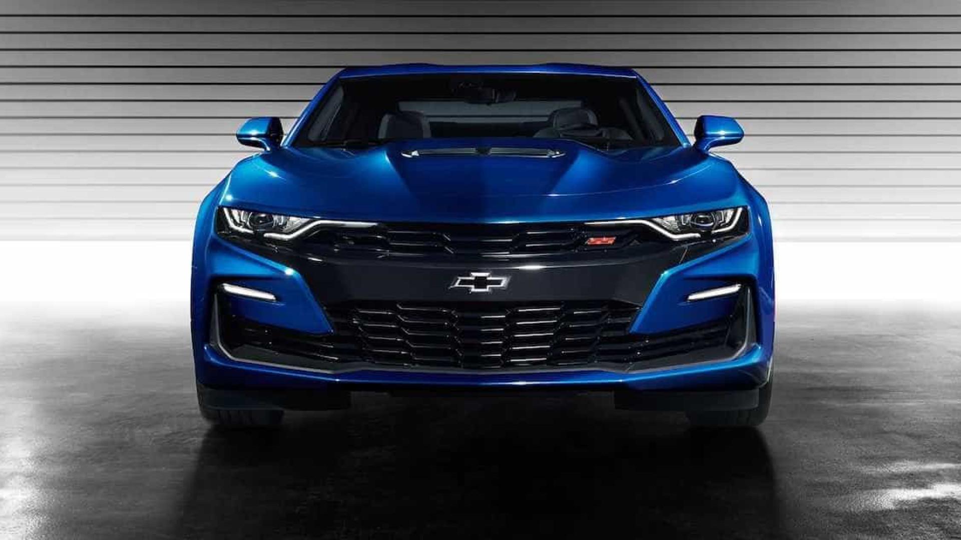 Chevrolet anuncia nova linha esportiva do Camaro; fotos