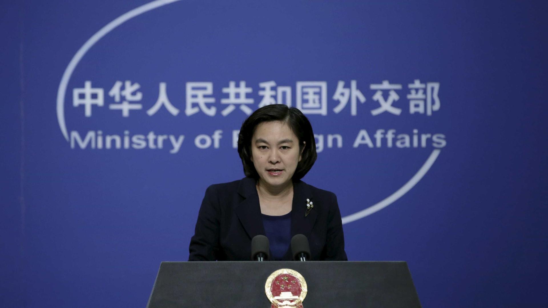 Protecionismo comercial dos EUA prejudica todos os países, diz China