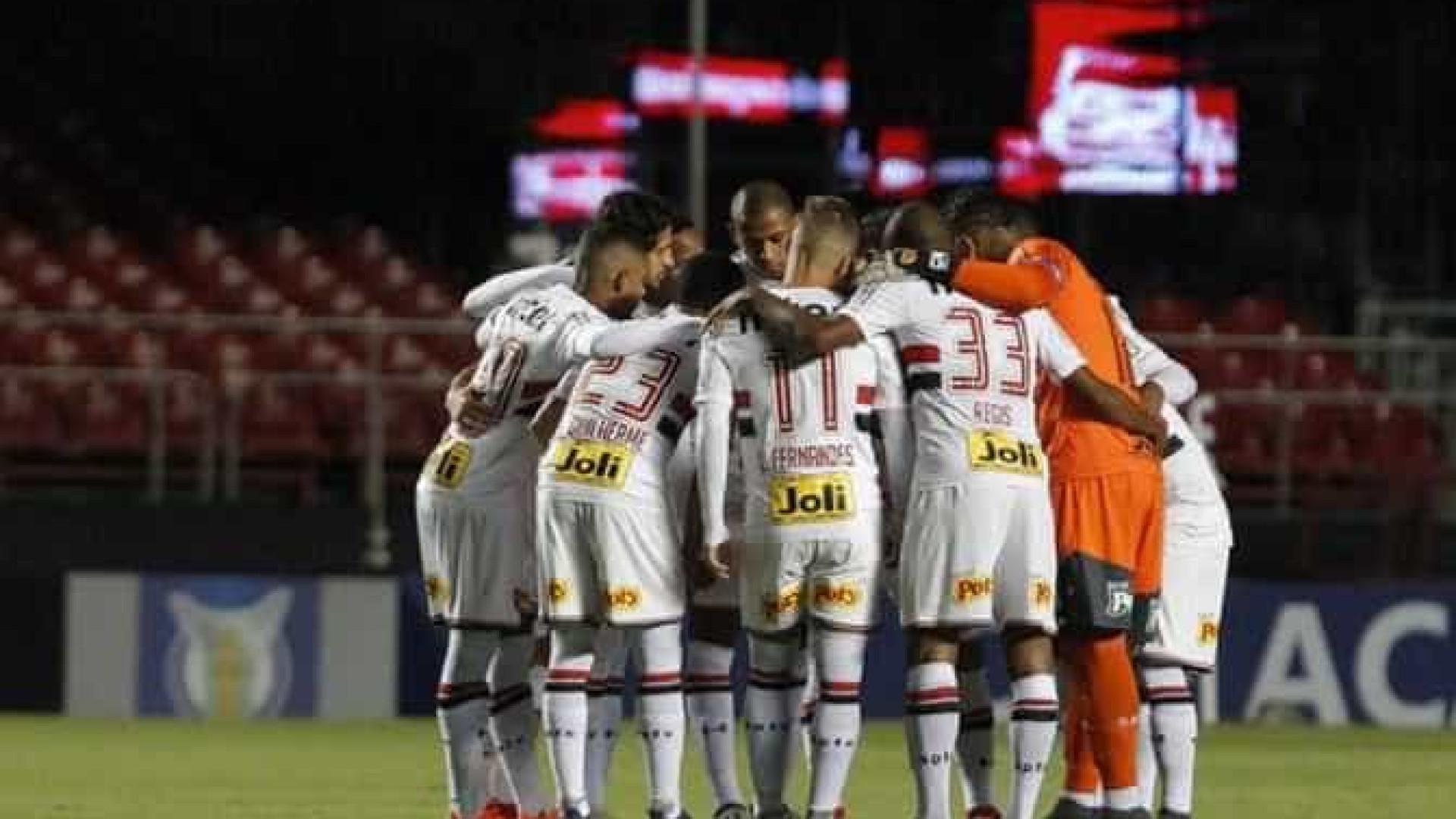 Com time misto, São Paulo bate Paraná na estreia do Brasileiro