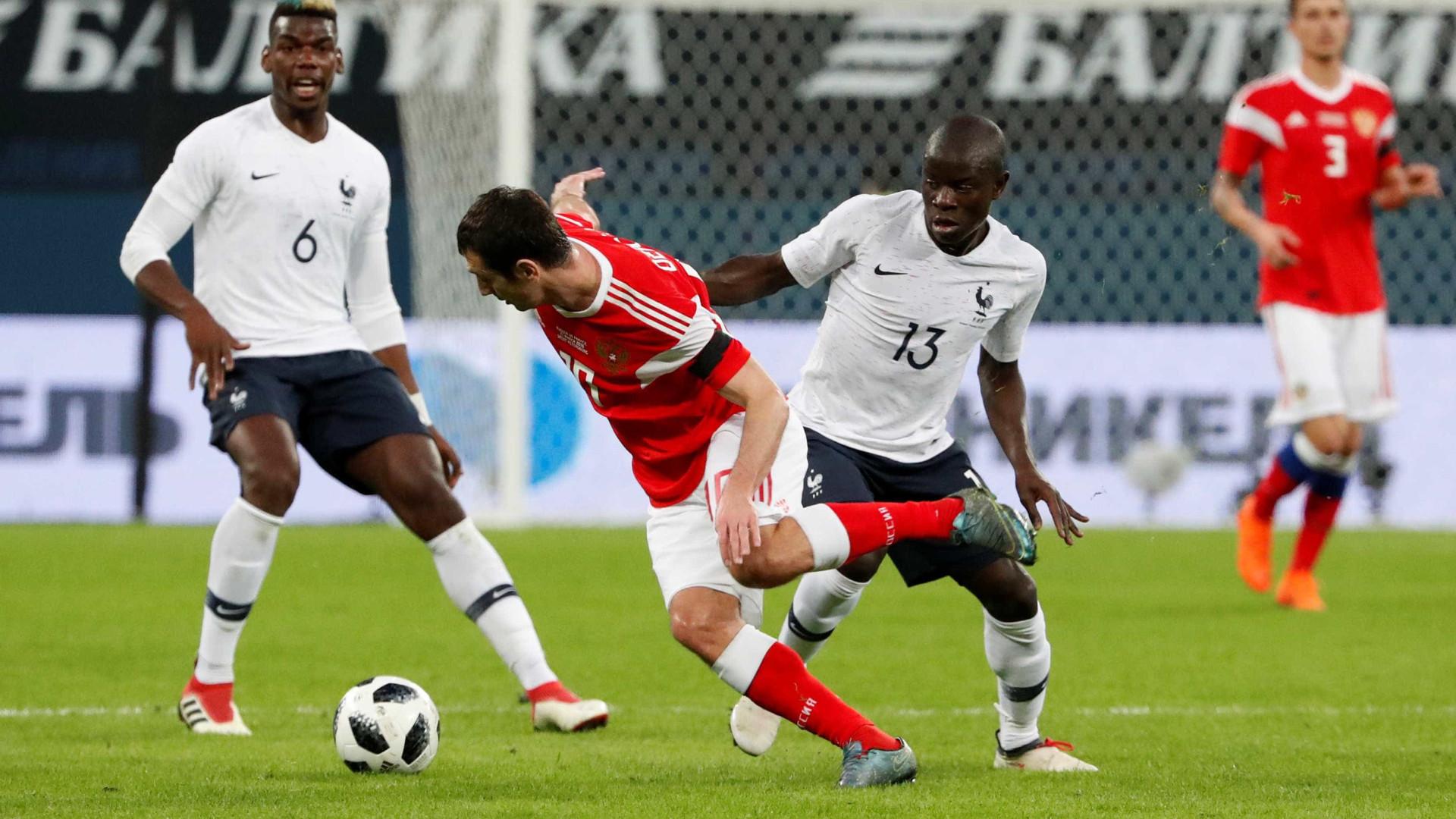 Rússia responderá na Fifa por racismo a menos de dois meses da Copa