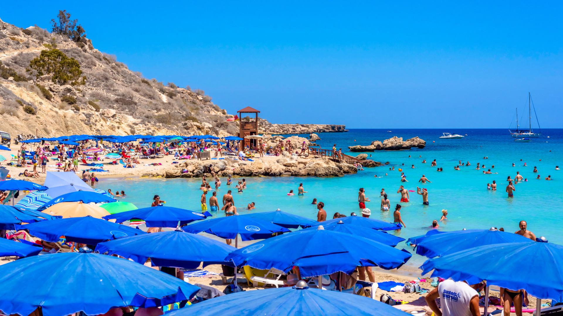 Saiba quais são as 60 praias europeias mais populares no Instagram