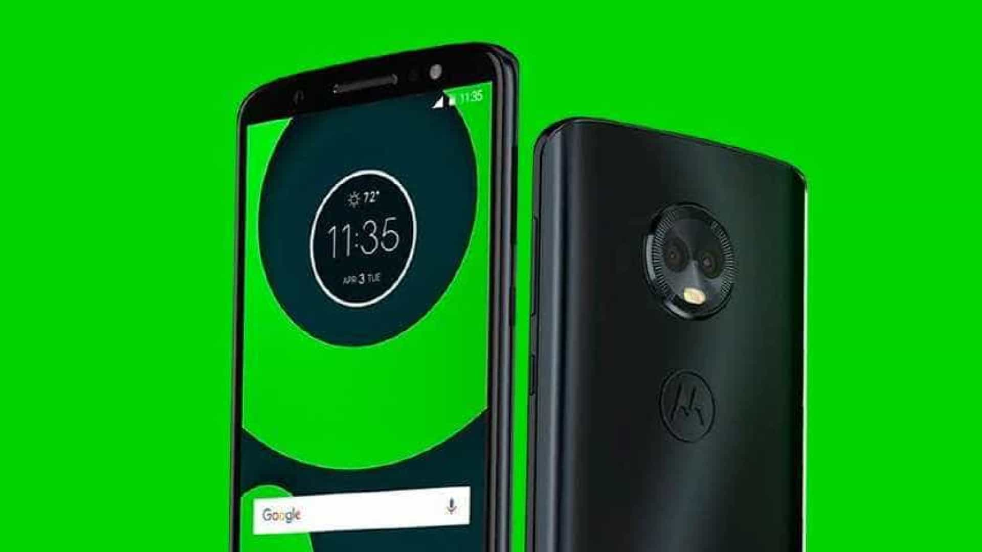 Motorola apresenta Moto G6 no Brasil