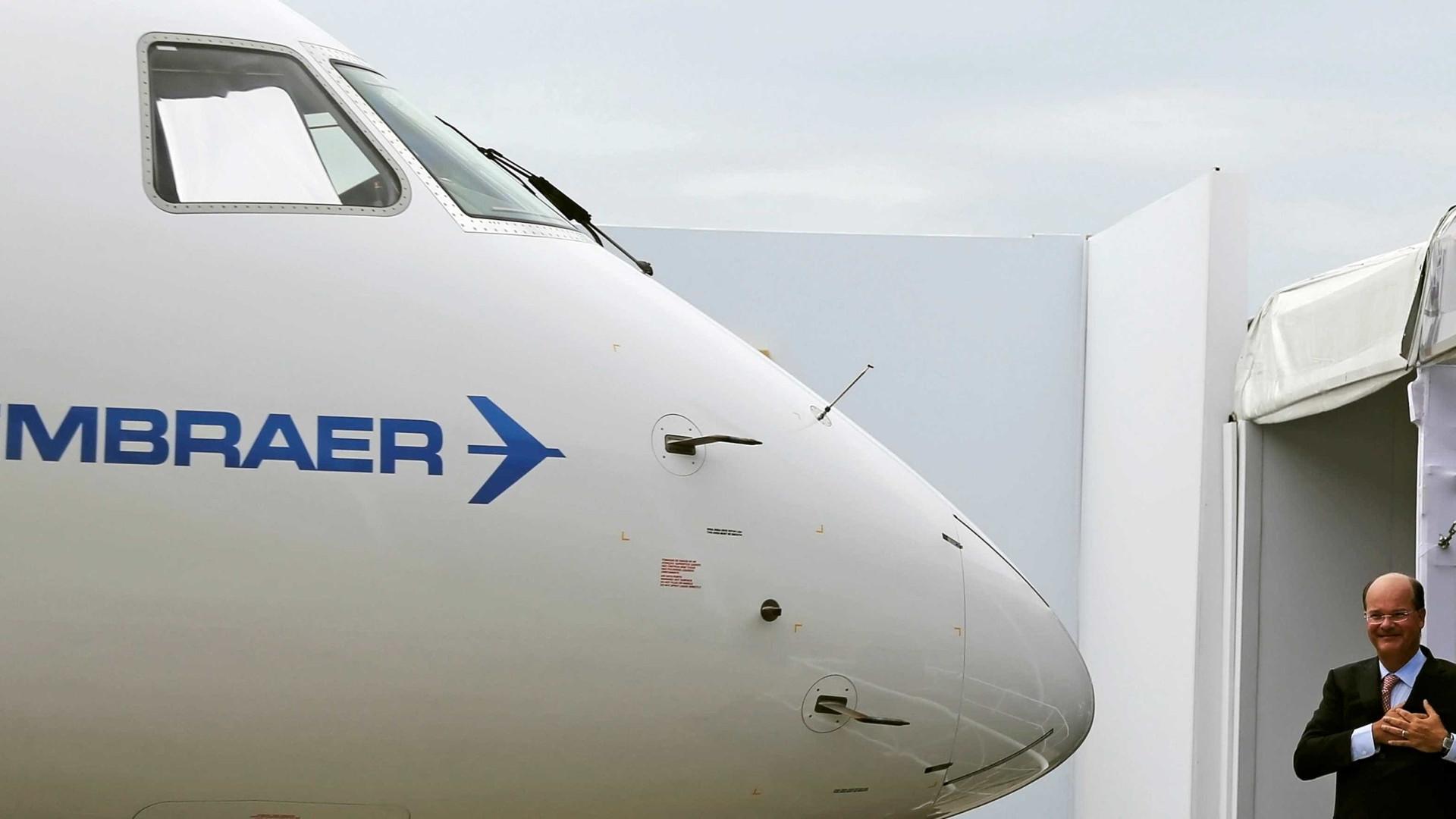 Reunião avança negociação entre Boeing e Embraer