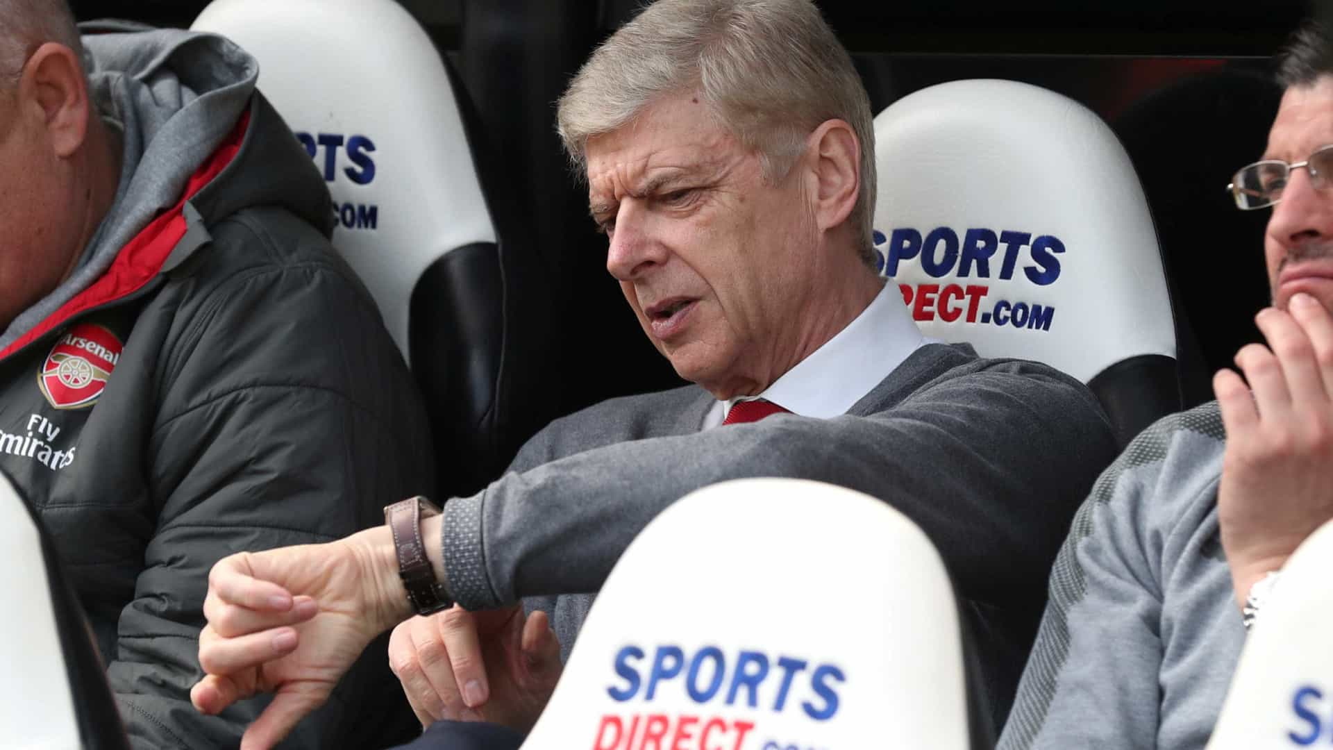 Arsène Wenger deixa Arsenal no final da temporada