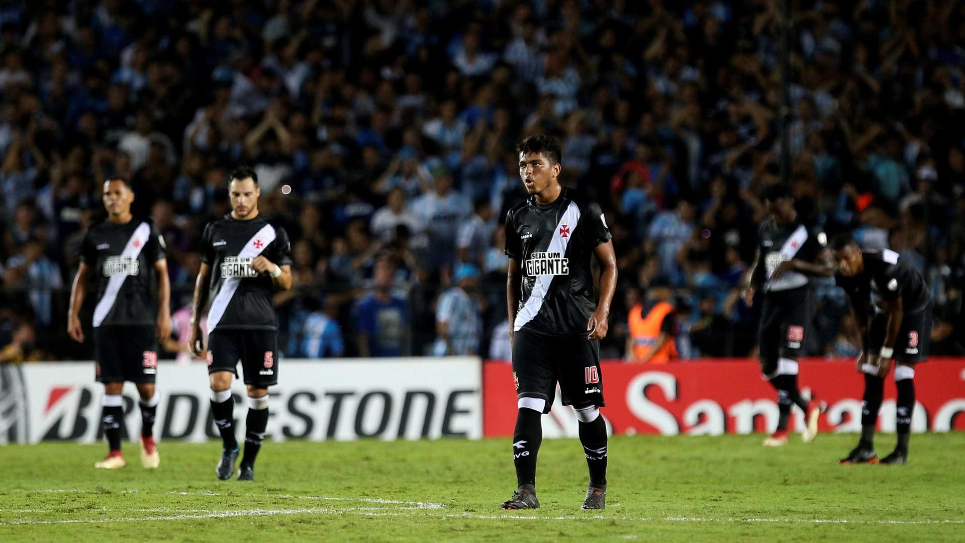 Aumentam atos racistas contra brasileiros em torneios sul-americanos