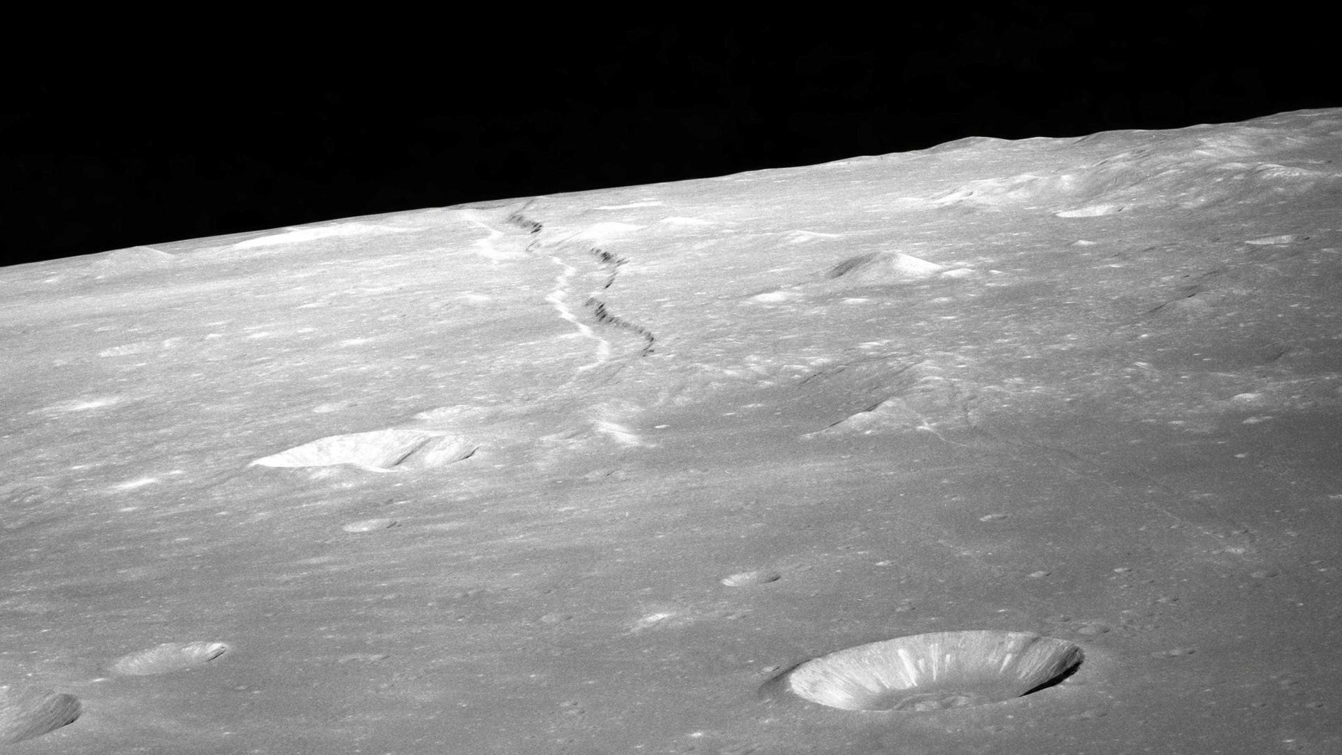 Estação lunar será construída em 2019, anuncia NASA